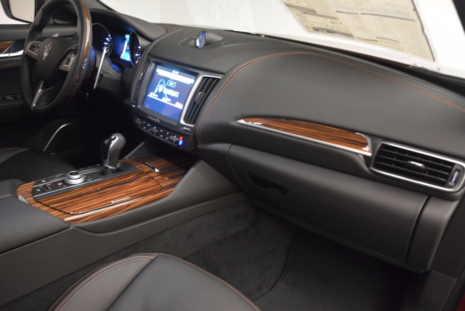 New 2017 Maserati Levante  For Sale In Greenwich, CT. Alfa Romeo of Greenwich, M1826 1047_p21
