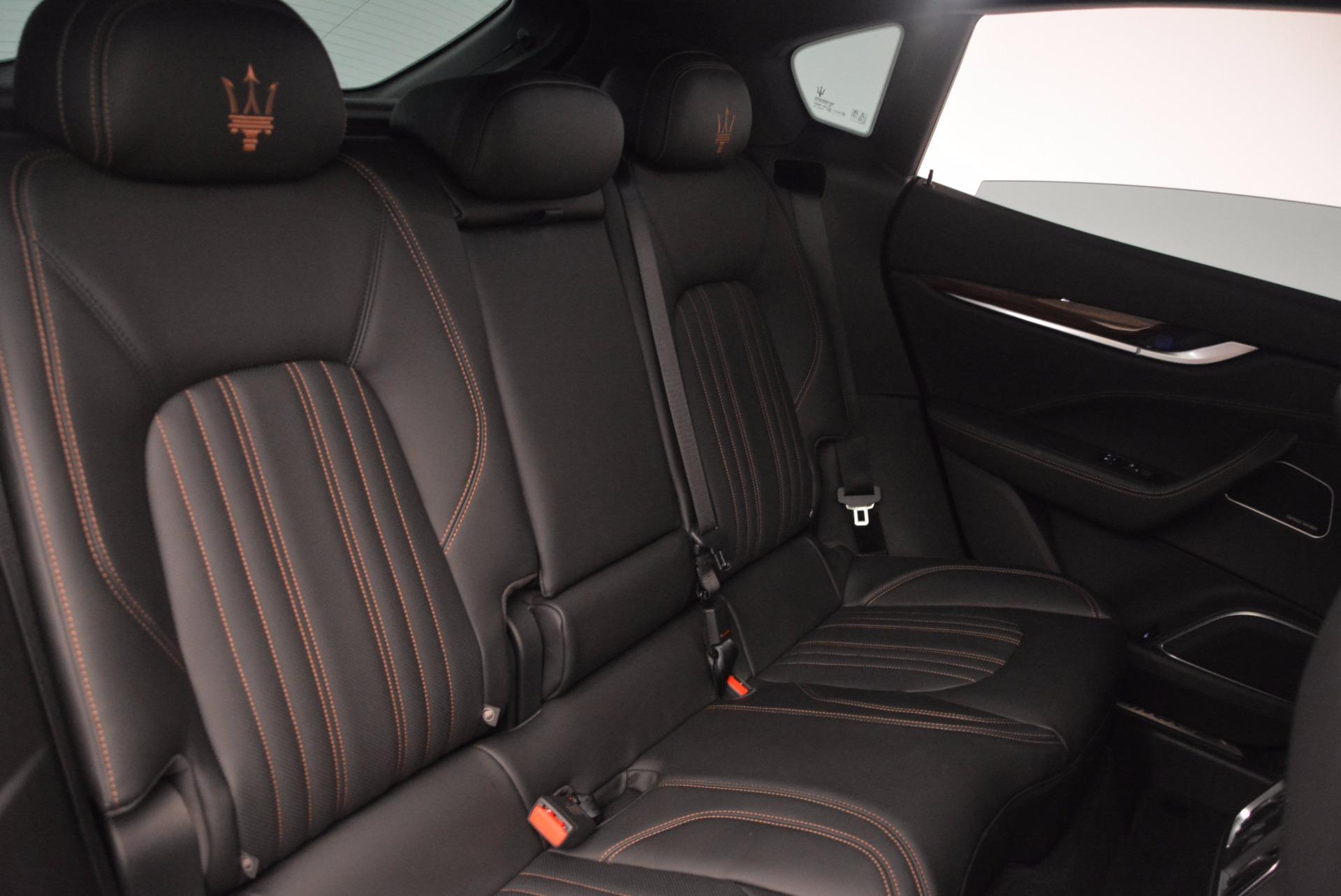 New 2017 Maserati Levante  For Sale In Greenwich, CT. Alfa Romeo of Greenwich, M1826 1047_p22