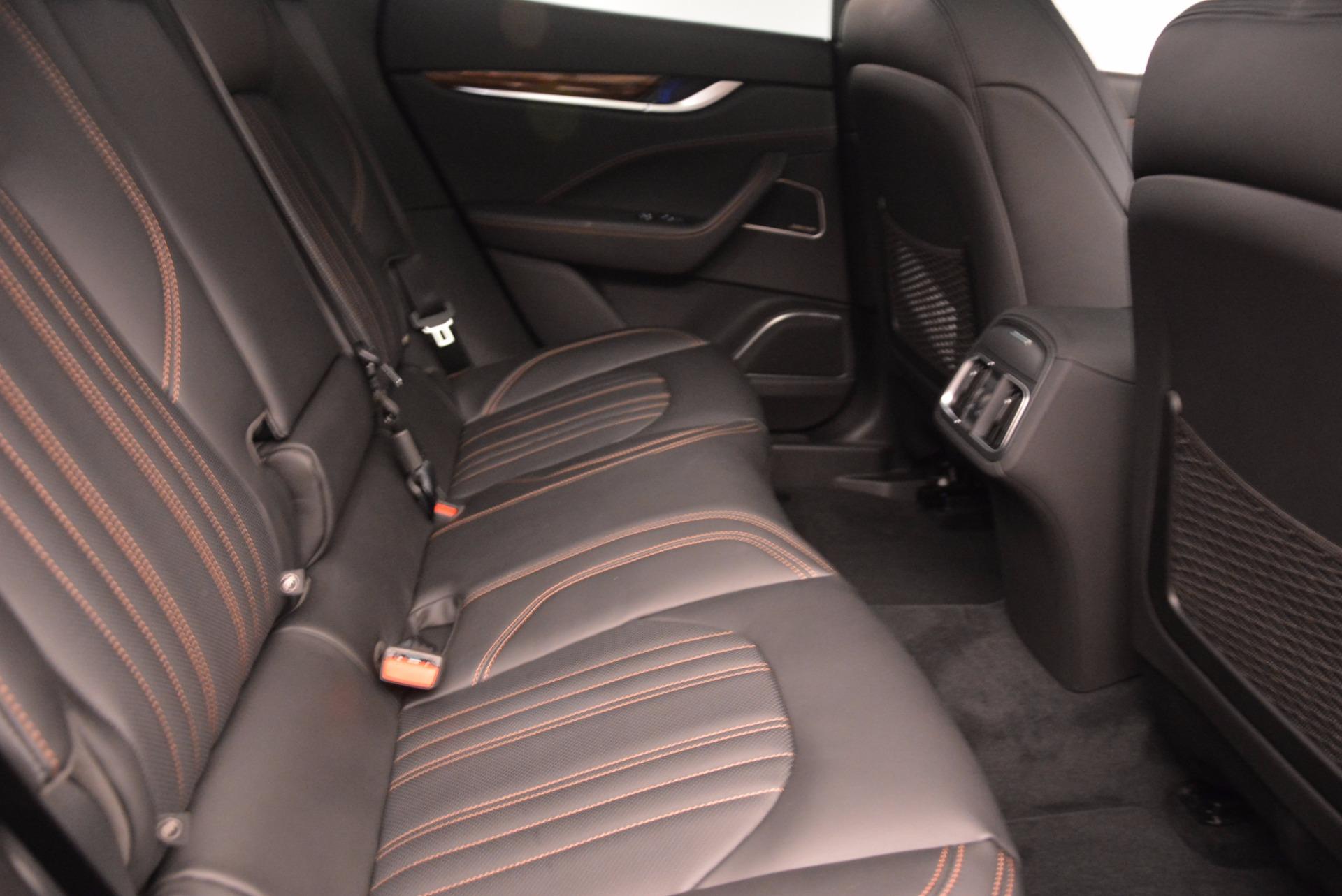 New 2017 Maserati Levante  For Sale In Greenwich, CT. Alfa Romeo of Greenwich, M1826 1047_p23