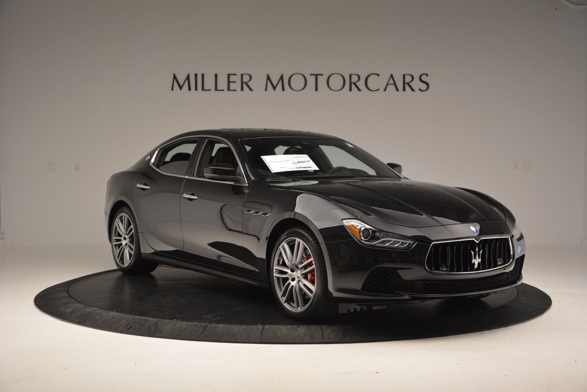 New 2017 Maserati Ghibli S Q4 For Sale In Greenwich, CT. Alfa Romeo of Greenwich, M1827 1048_p10
