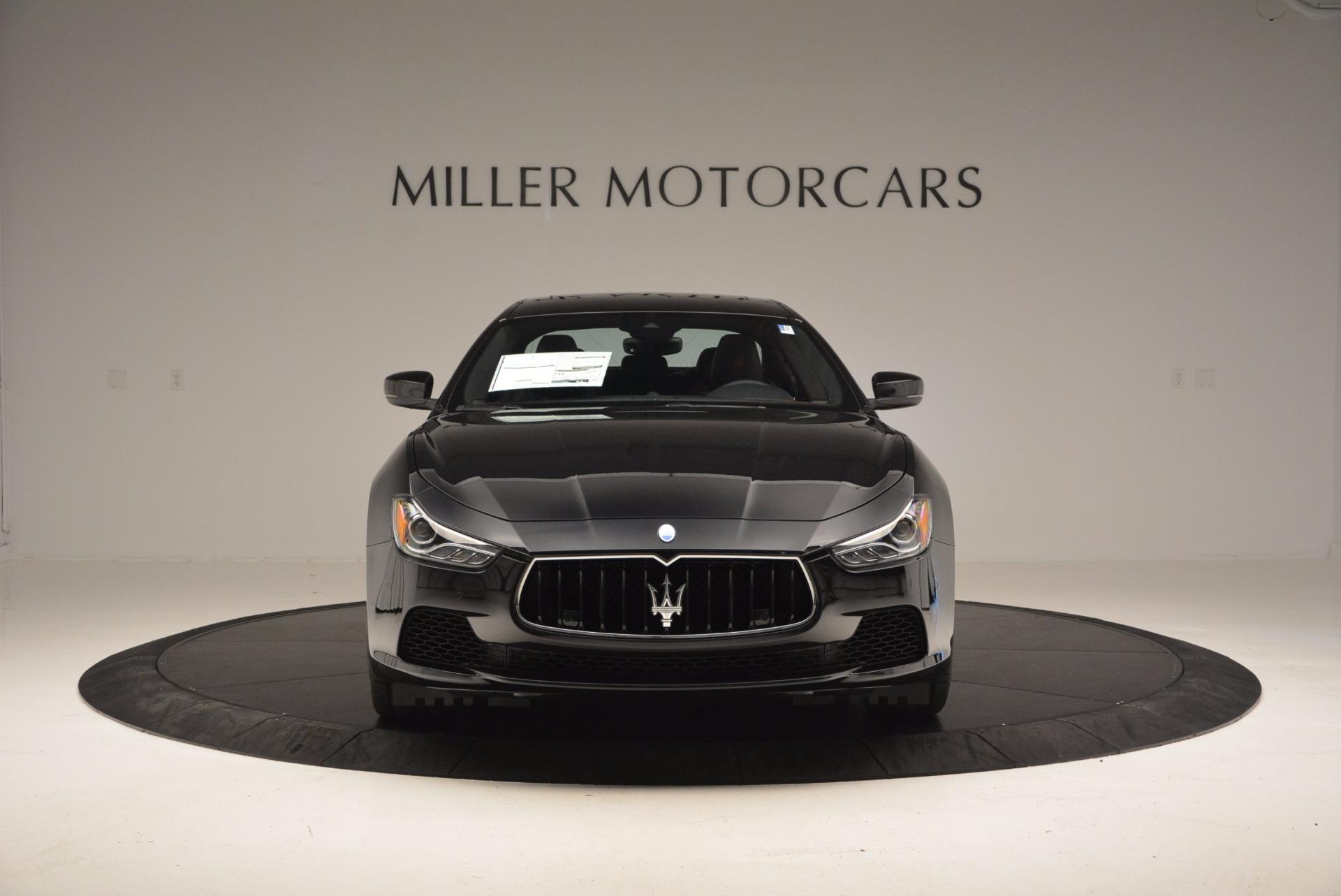New 2017 Maserati Ghibli S Q4 For Sale In Greenwich, CT. Alfa Romeo of Greenwich, M1827 1048_p11