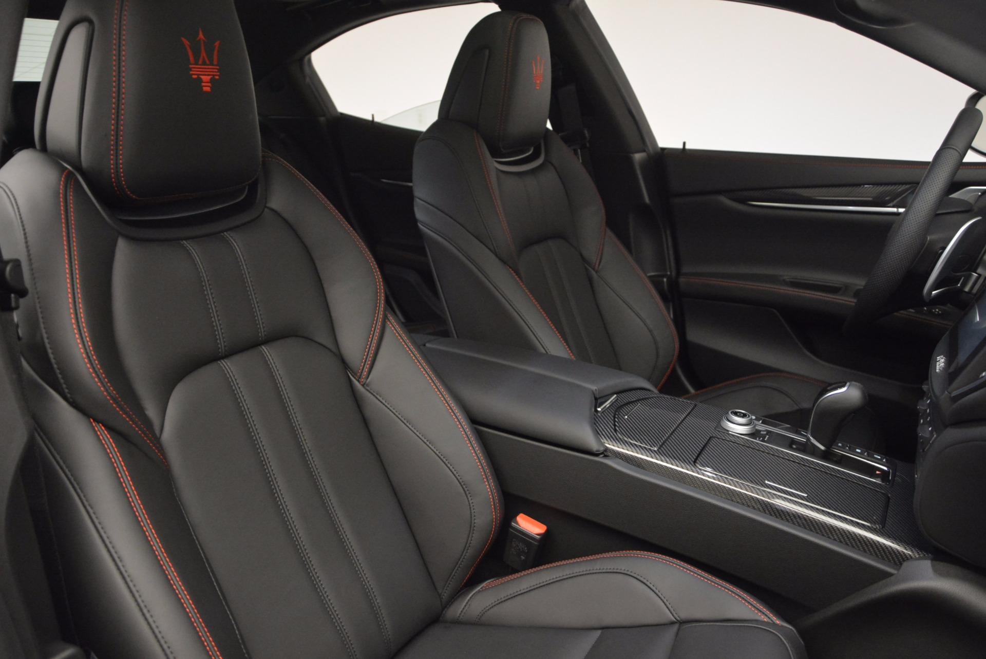 New 2017 Maserati Ghibli S Q4 For Sale In Greenwich, CT. Alfa Romeo of Greenwich, M1827 1048_p21