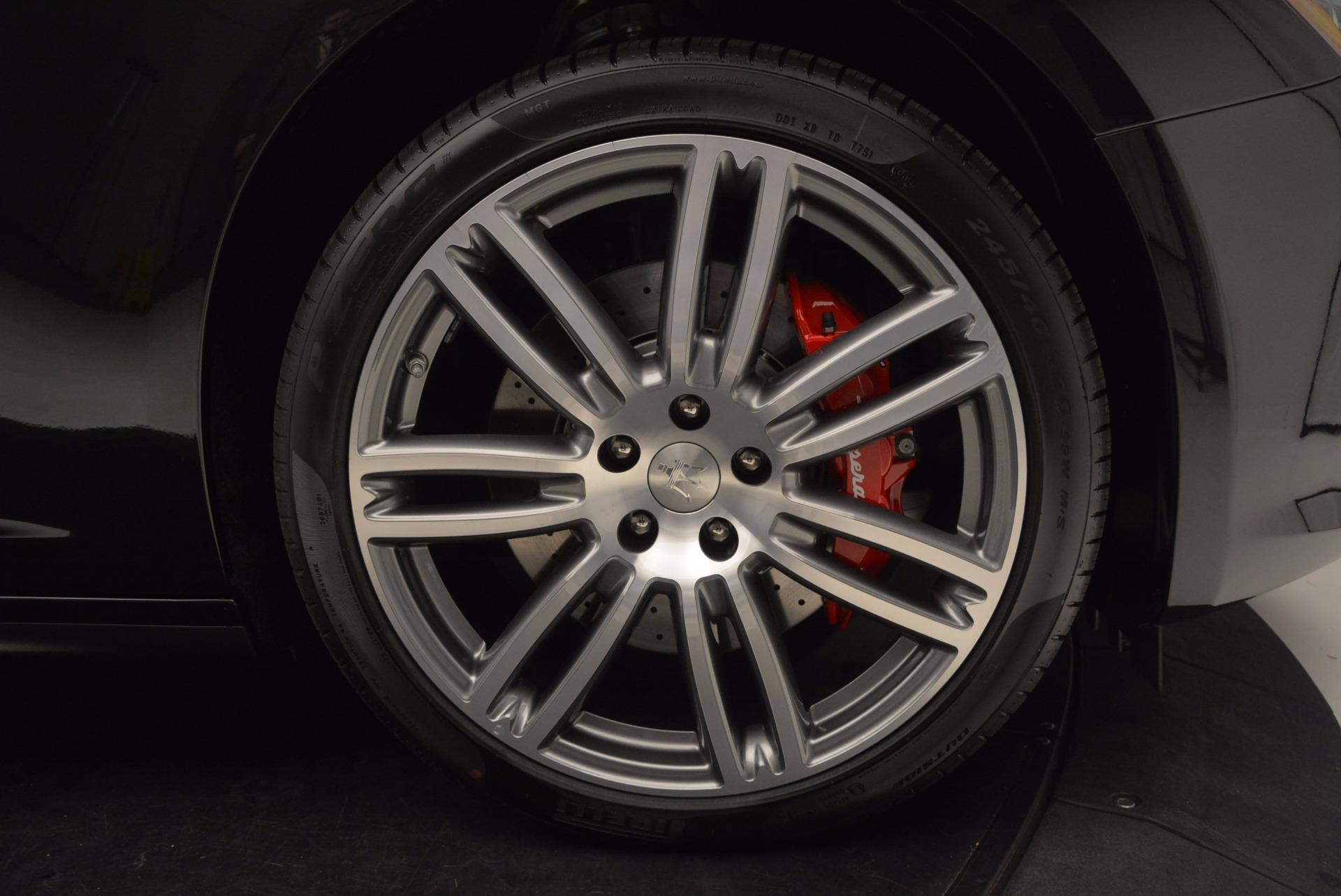 New 2017 Maserati Ghibli S Q4 For Sale In Greenwich, CT. Alfa Romeo of Greenwich, M1827 1048_p25