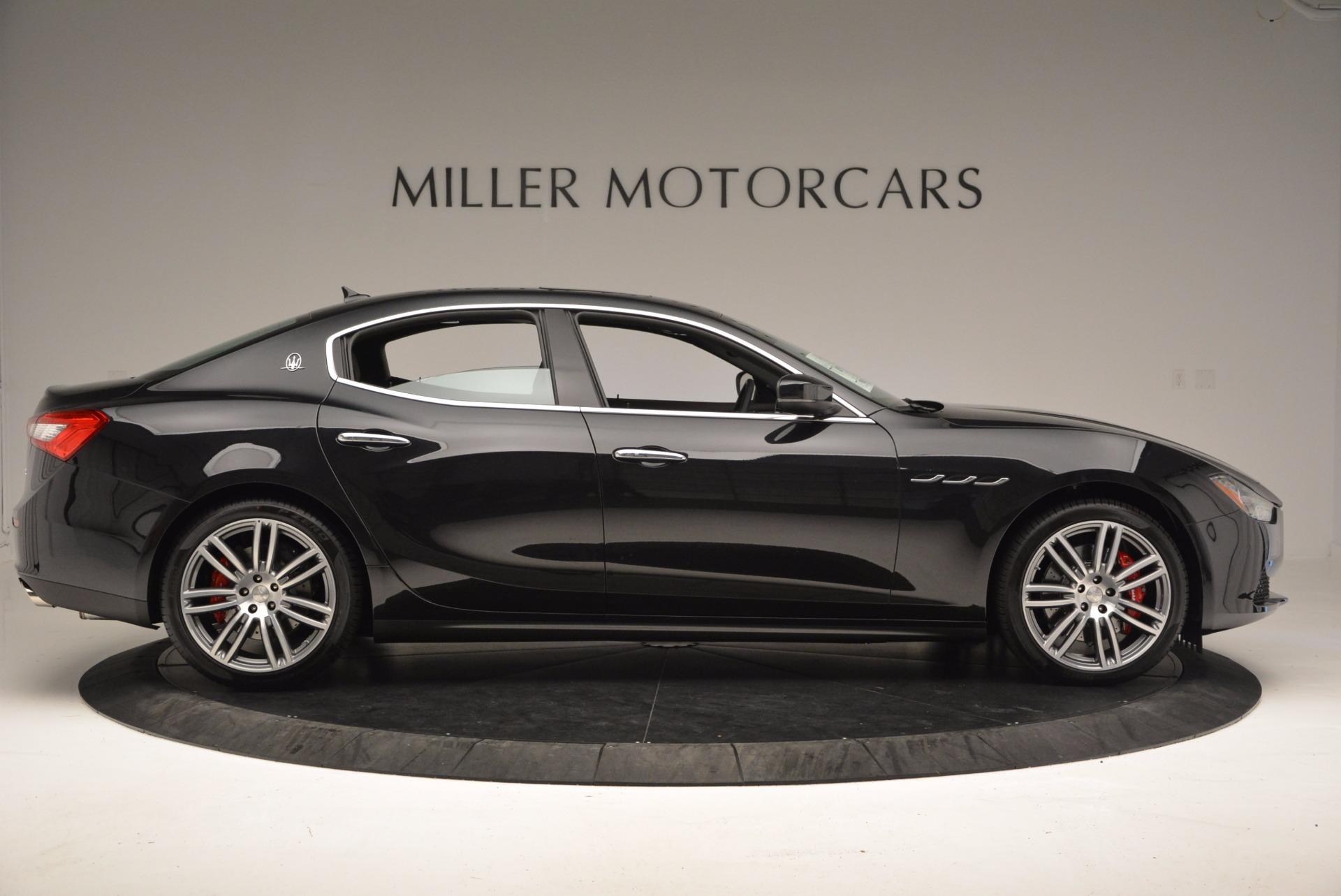 New 2017 Maserati Ghibli S Q4 For Sale In Greenwich, CT. Alfa Romeo of Greenwich, M1827 1048_p8