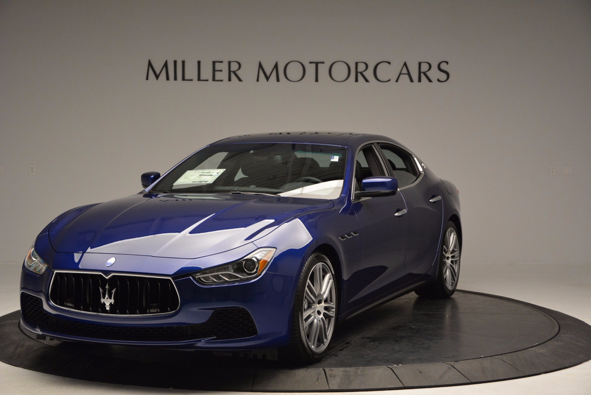 New 2017 Maserati Ghibli S Q4 For Sale In Greenwich, CT. Alfa Romeo of Greenwich, M1828