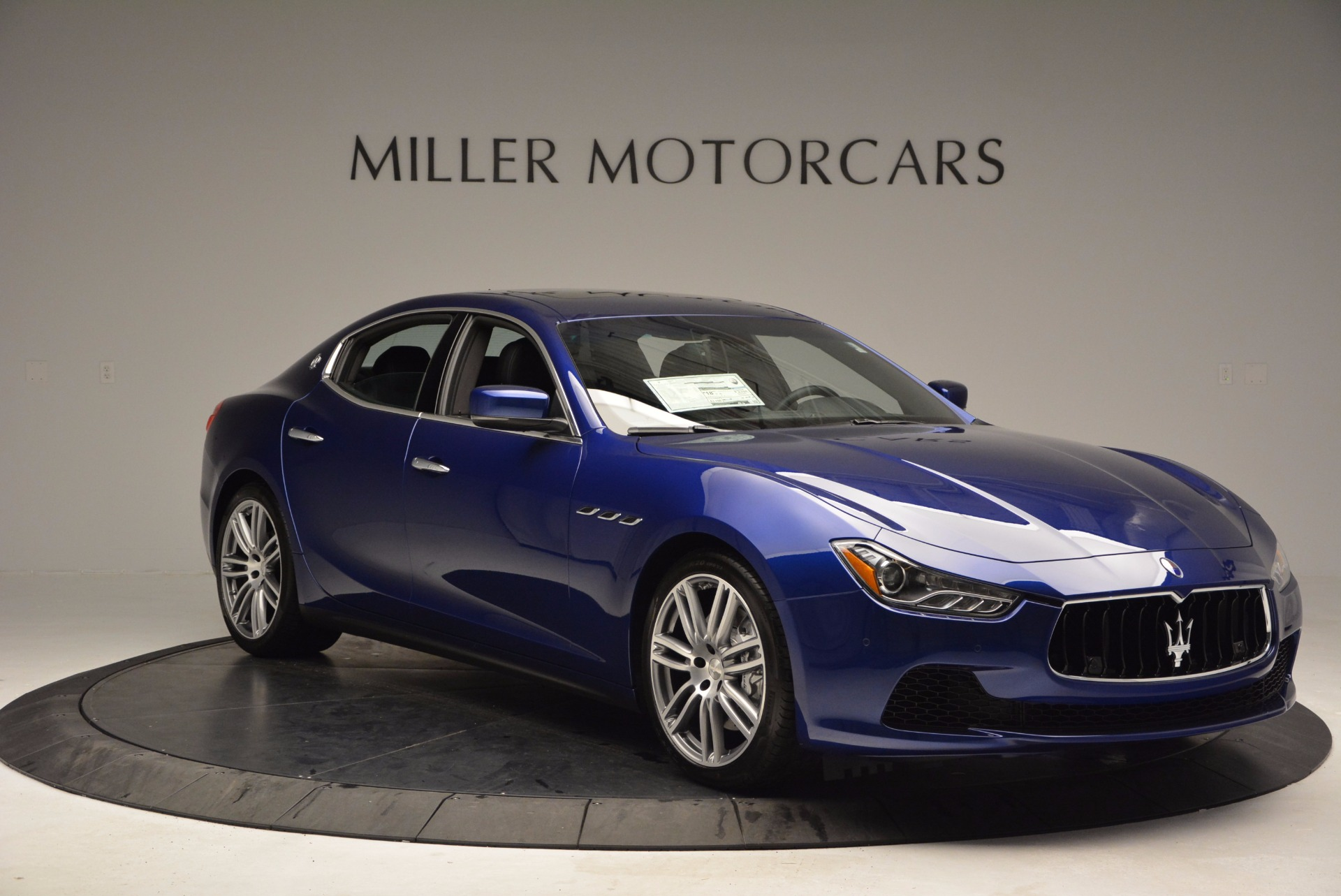 New 2017 Maserati Ghibli S Q4 For Sale In Greenwich, CT. Alfa Romeo of Greenwich, M1828 1049_p11