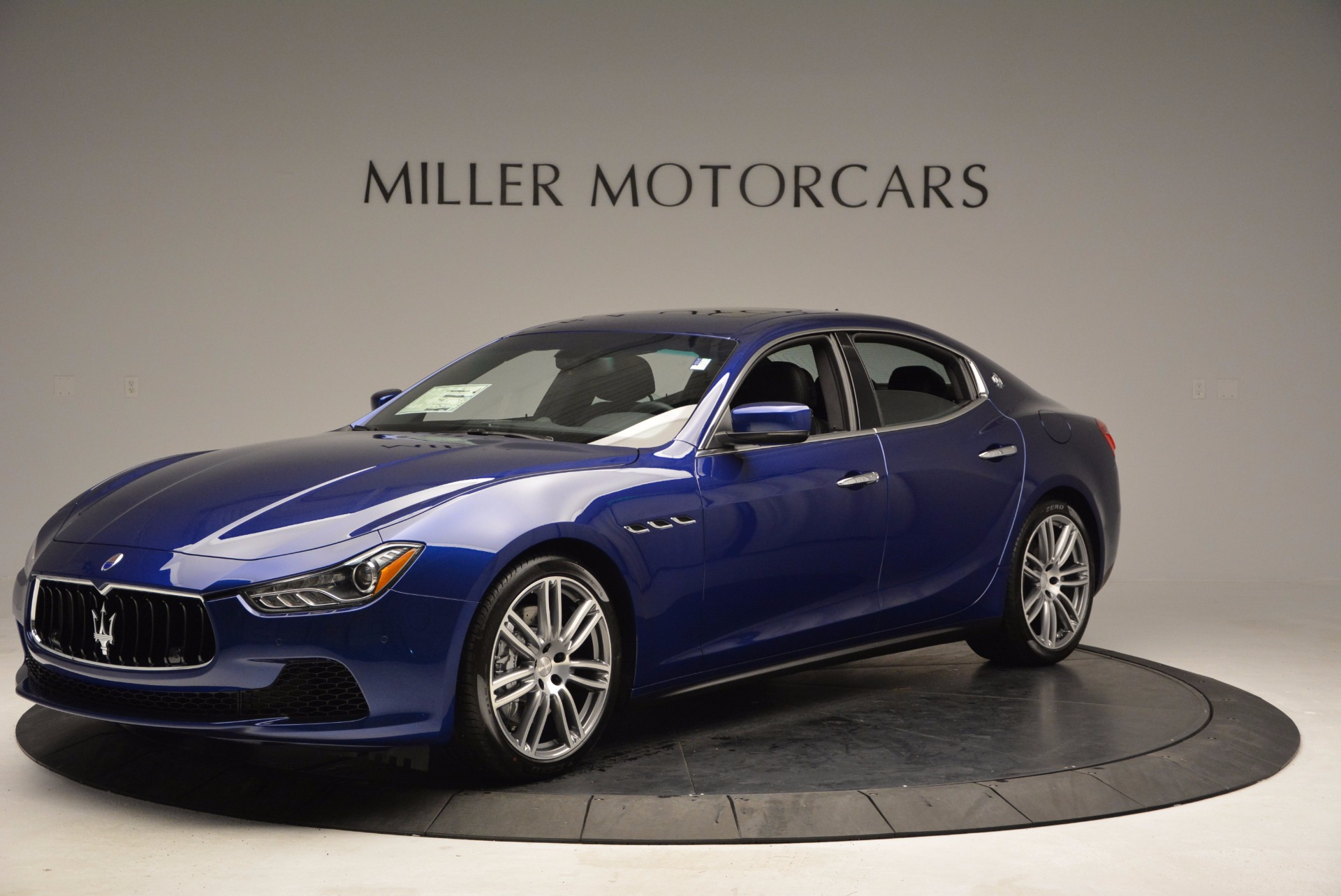New 2017 Maserati Ghibli S Q4 For Sale In Greenwich, CT. Alfa Romeo of Greenwich, M1828 1049_p2