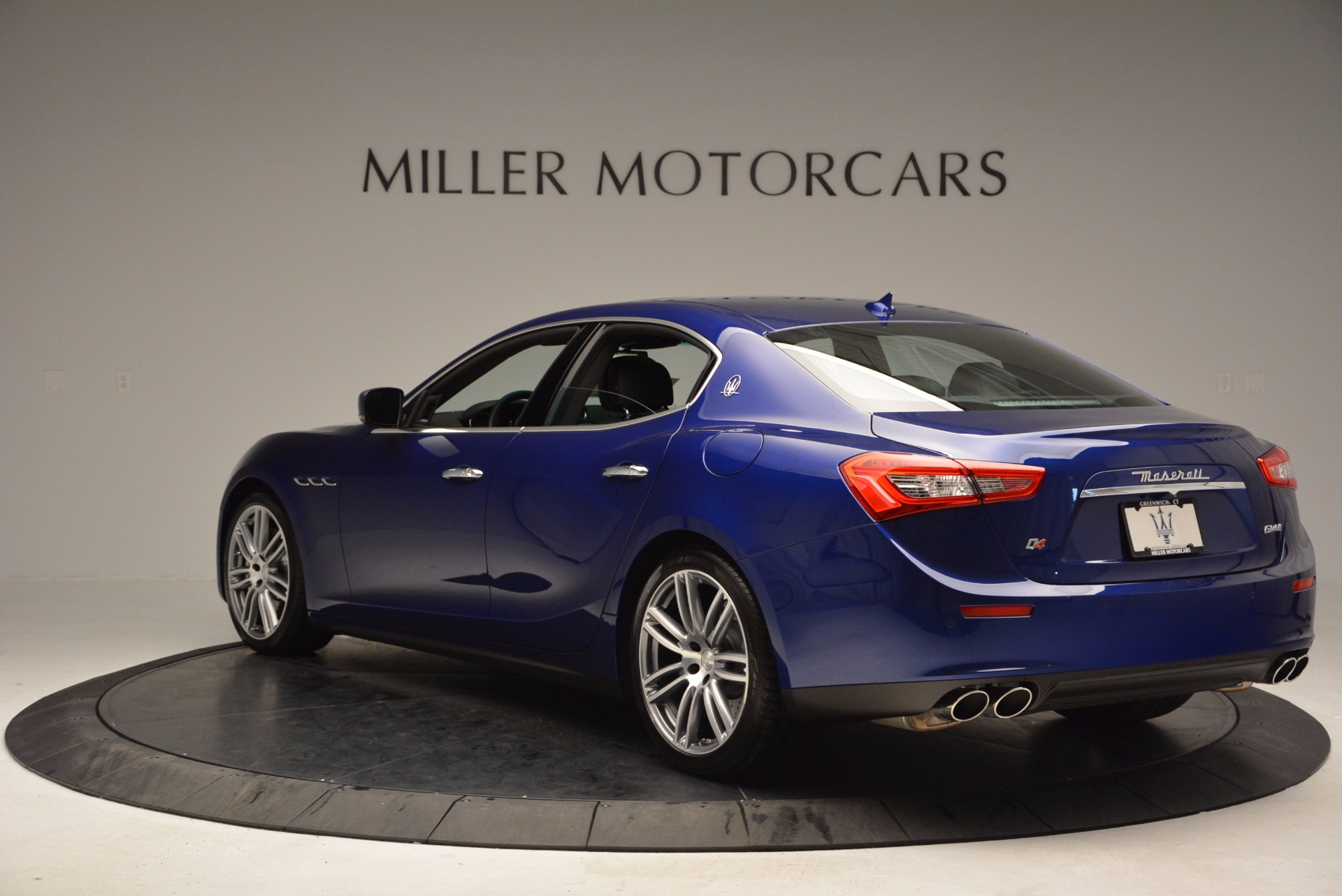 New 2017 Maserati Ghibli S Q4 For Sale In Greenwich, CT. Alfa Romeo of Greenwich, M1828 1049_p5