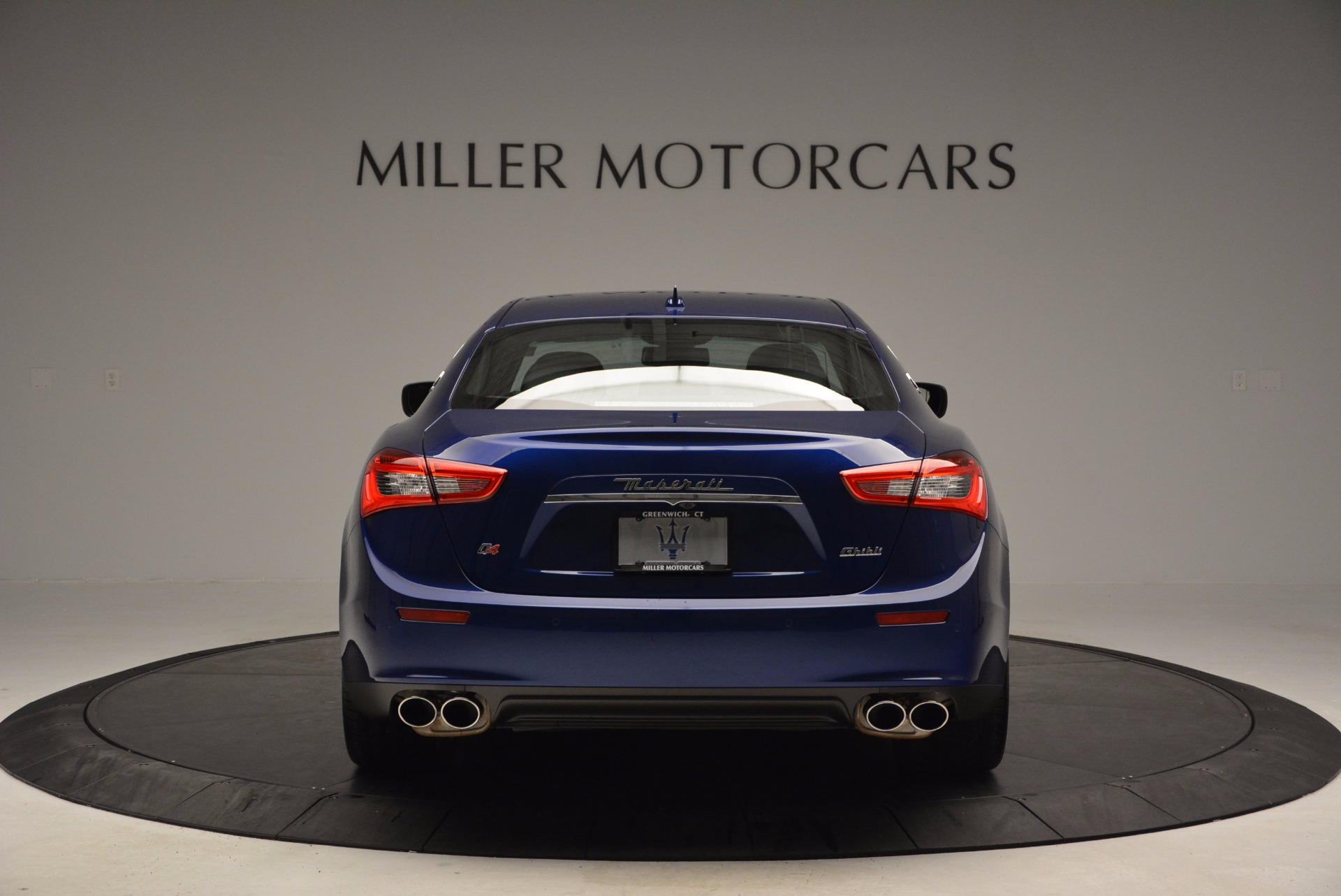 New 2017 Maserati Ghibli S Q4 For Sale In Greenwich, CT. Alfa Romeo of Greenwich, M1828 1049_p6