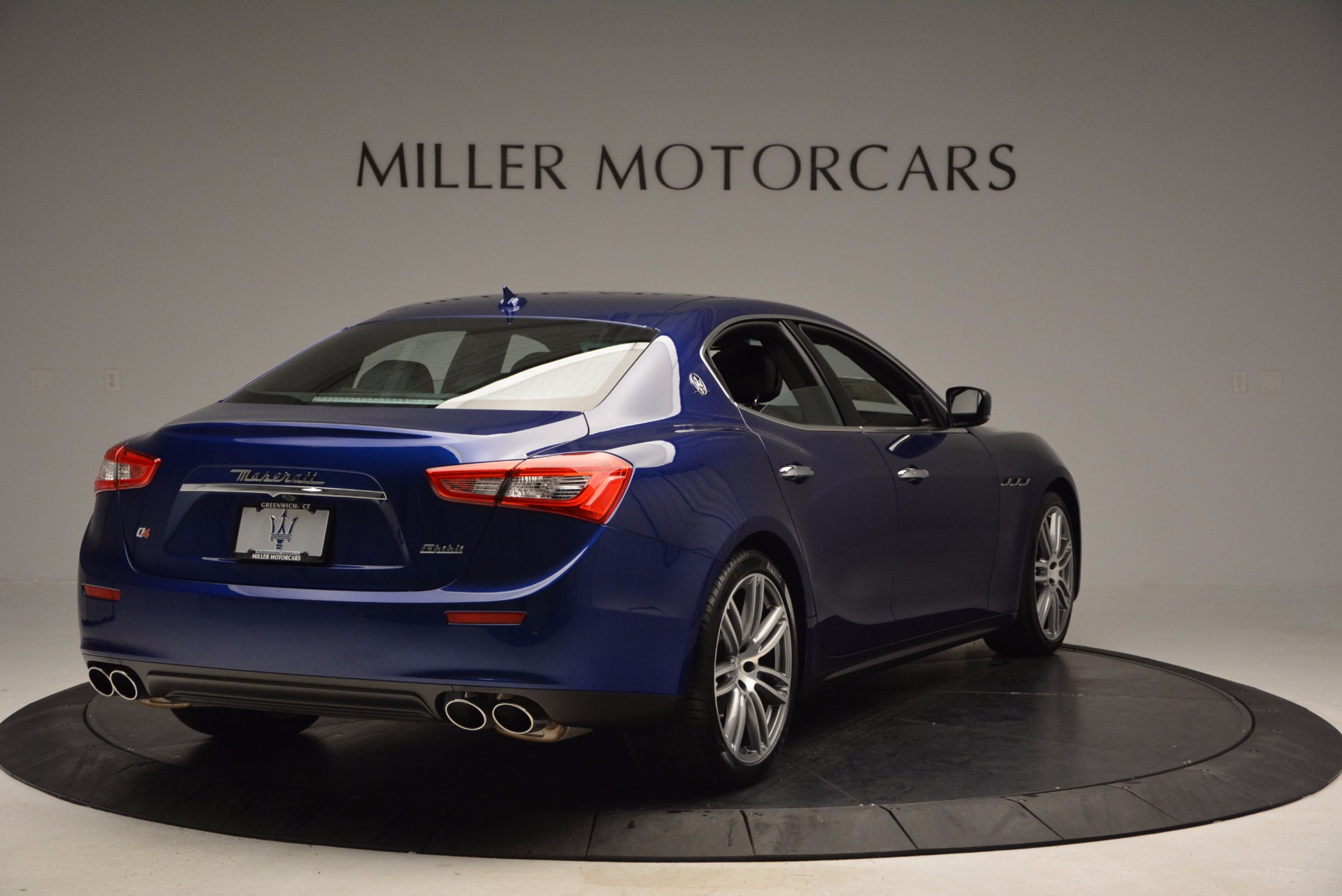 New 2017 Maserati Ghibli S Q4 For Sale In Greenwich, CT. Alfa Romeo of Greenwich, M1828 1049_p7