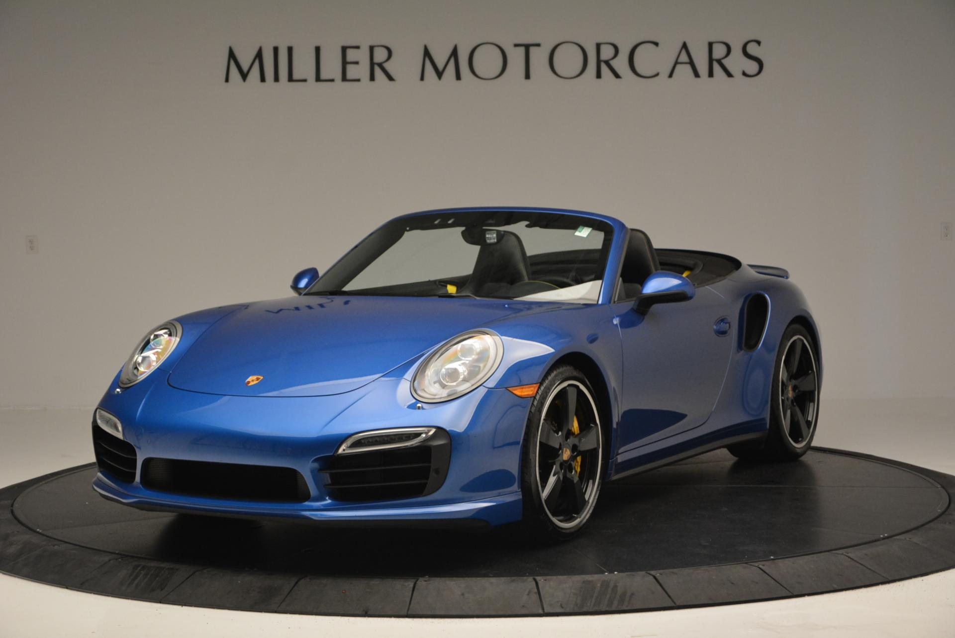 Used 2014 Porsche 911 Turbo S For Sale In Greenwich, CT. Alfa Romeo of Greenwich, 7030
