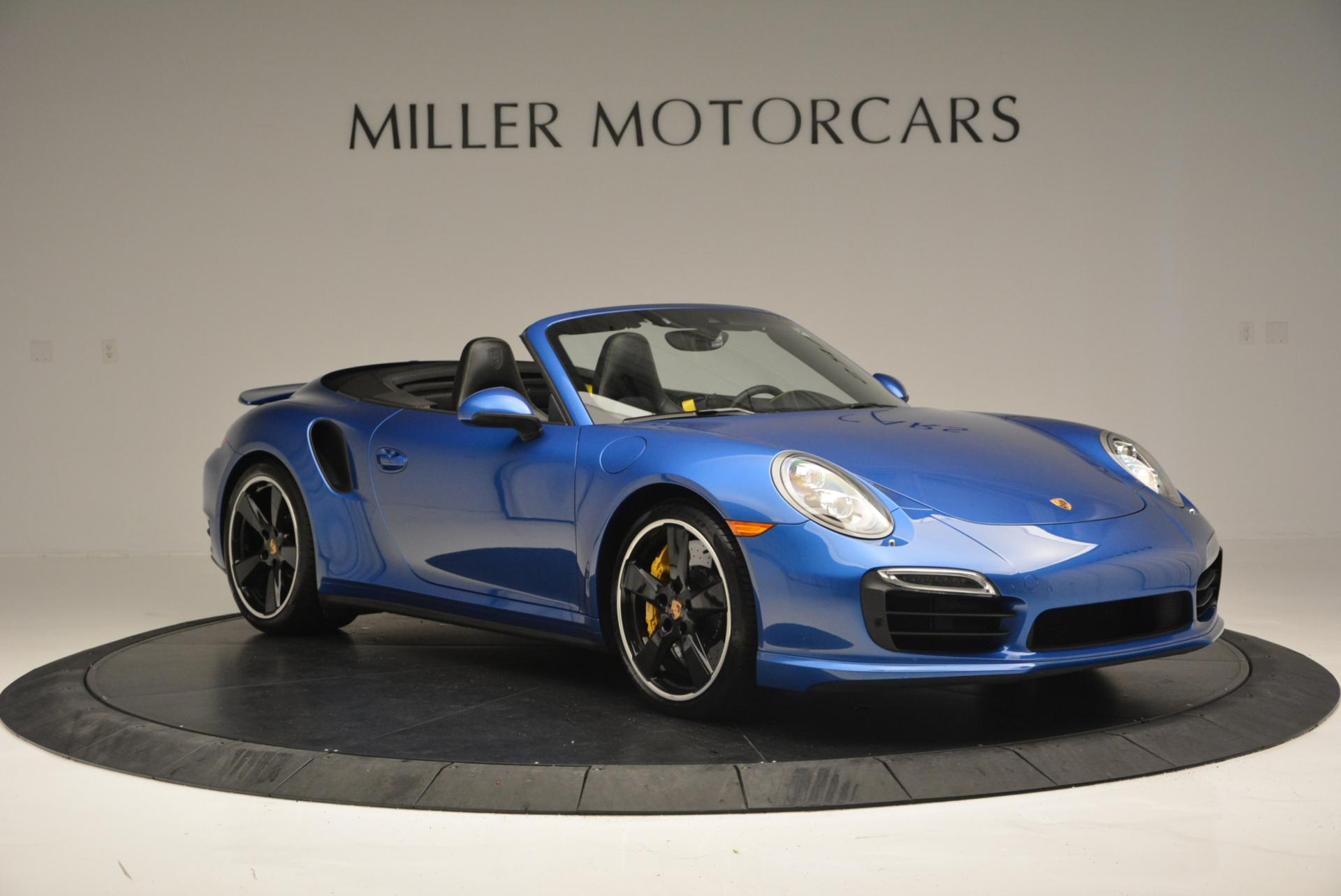 Used 2014 Porsche 911 Turbo S For Sale In Greenwich, CT. Alfa Romeo of Greenwich, 7030 105_p12