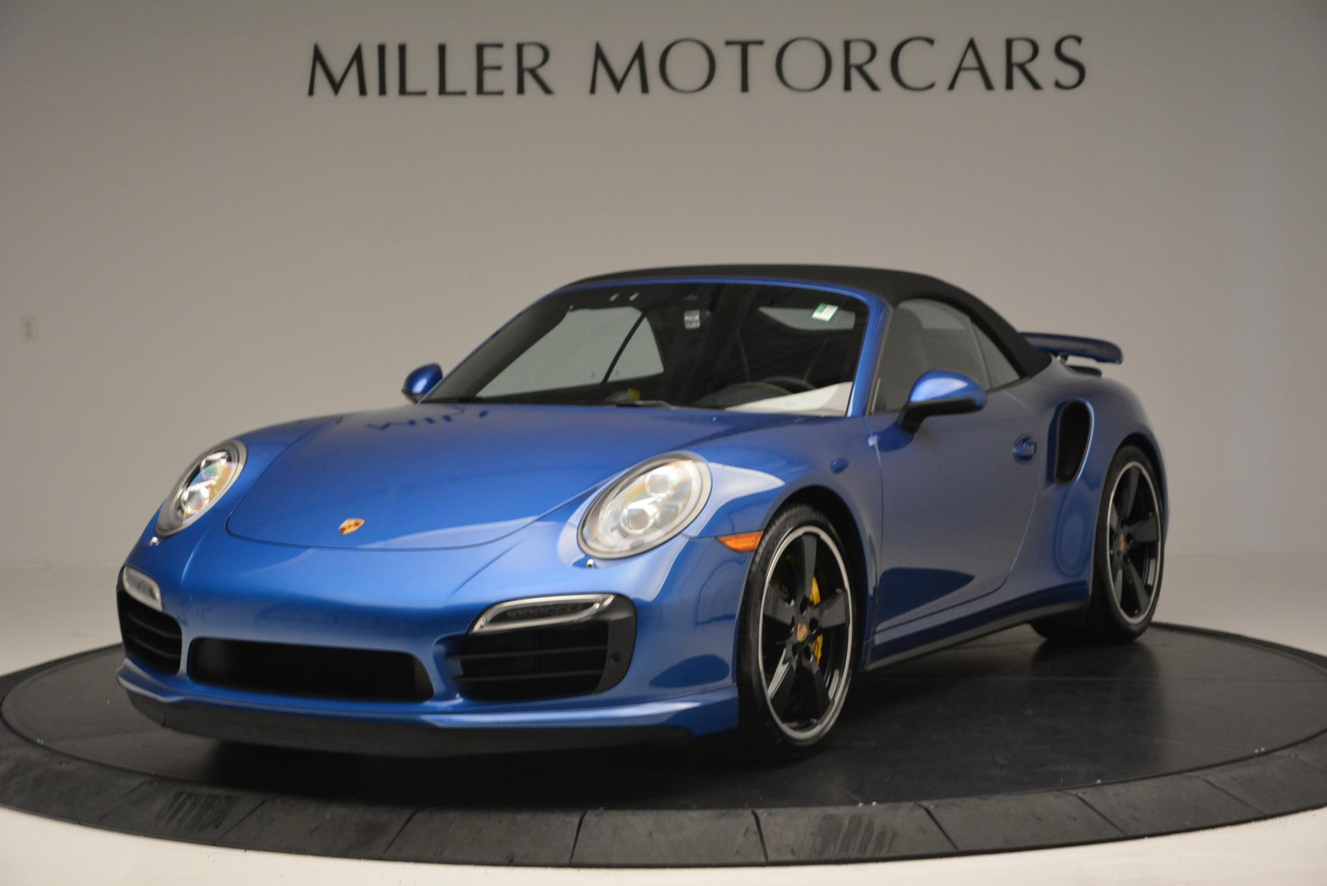 Used 2014 Porsche 911 Turbo S For Sale In Greenwich, CT. Alfa Romeo of Greenwich, 7030 105_p13