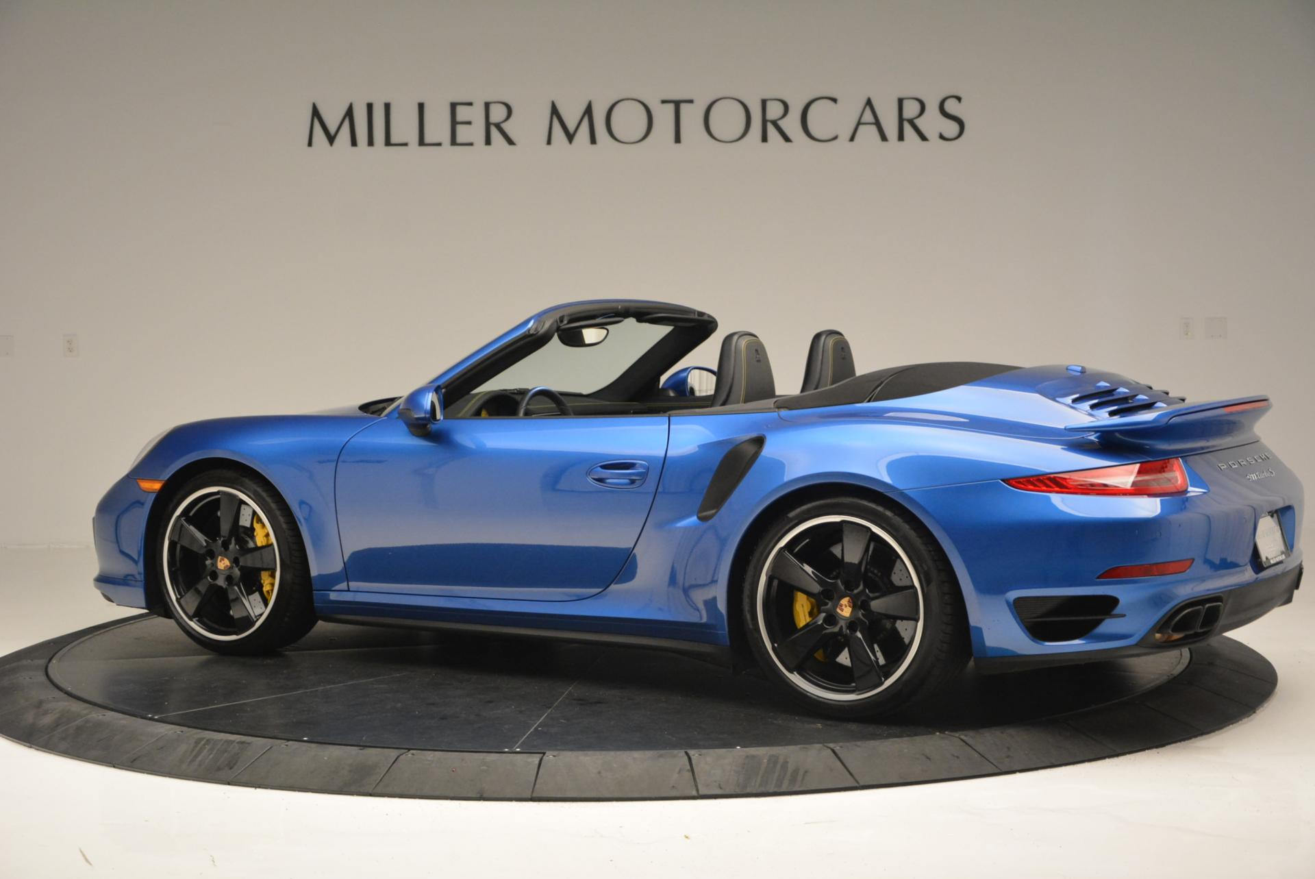 Used 2014 Porsche 911 Turbo S For Sale In Greenwich, CT. Alfa Romeo of Greenwich, 7030 105_p4