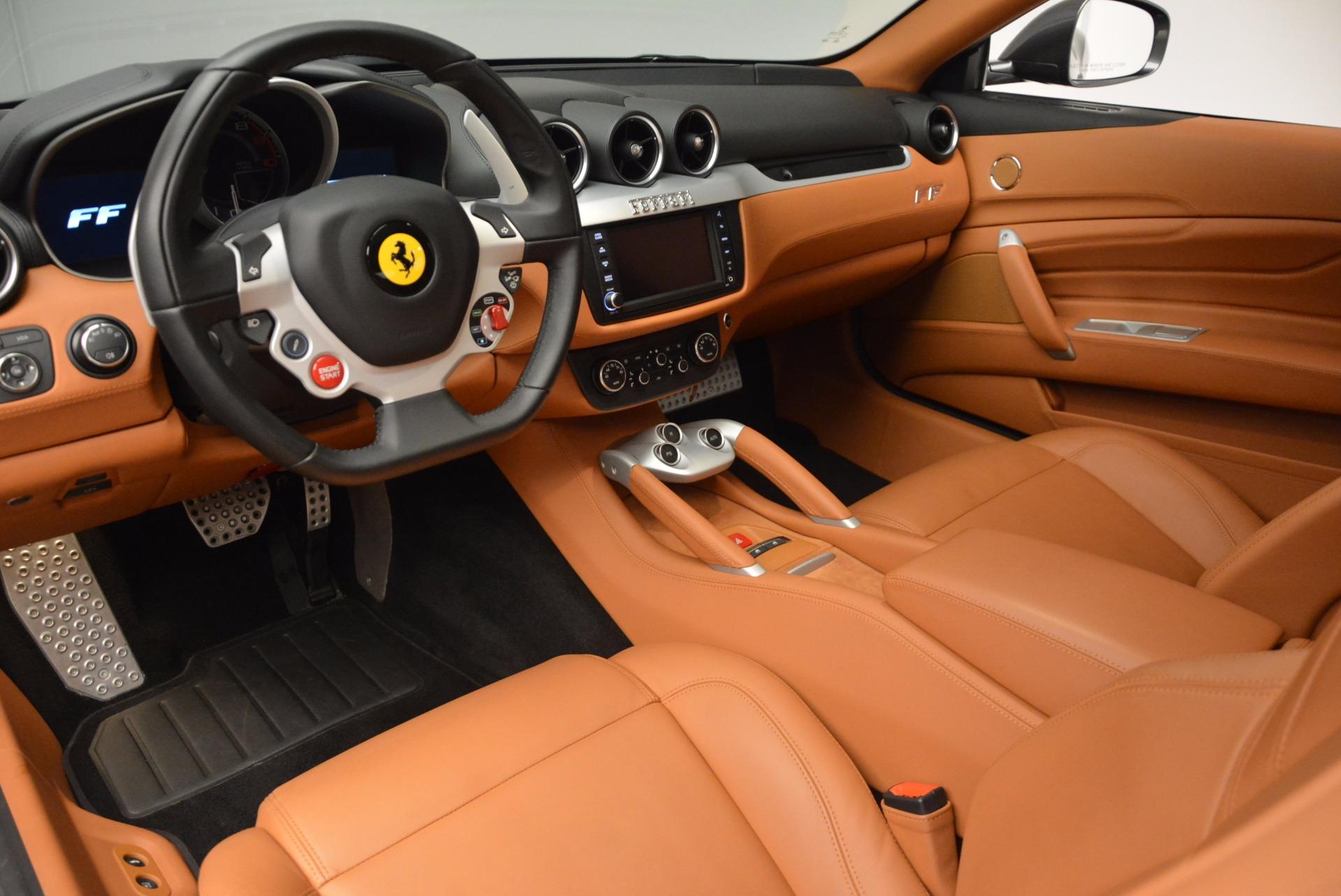Used 2014 Ferrari FF  For Sale In Greenwich, CT. Alfa Romeo of Greenwich, 4381 1051_p13