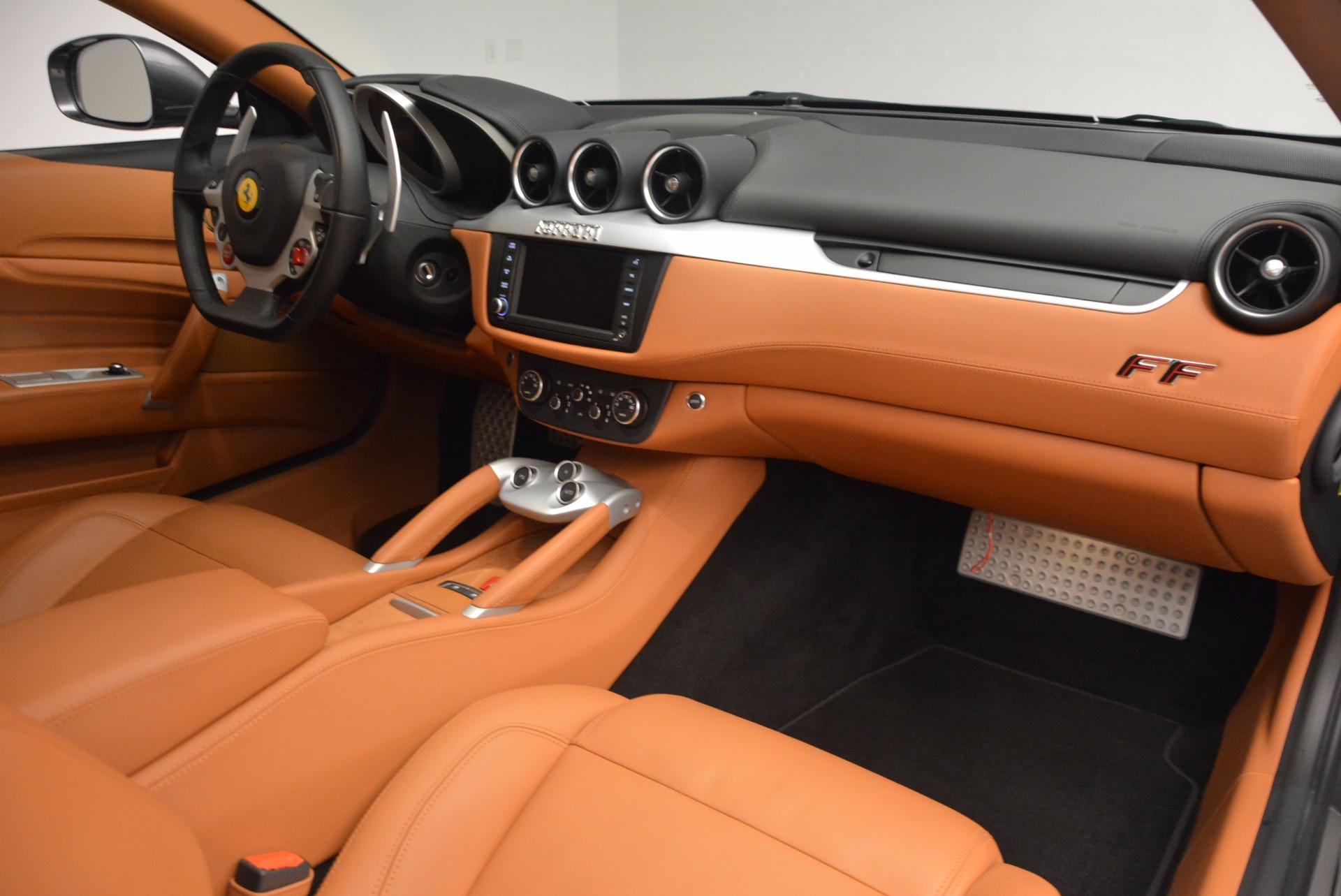 Used 2014 Ferrari FF  For Sale In Greenwich, CT. Alfa Romeo of Greenwich, 4381 1051_p19