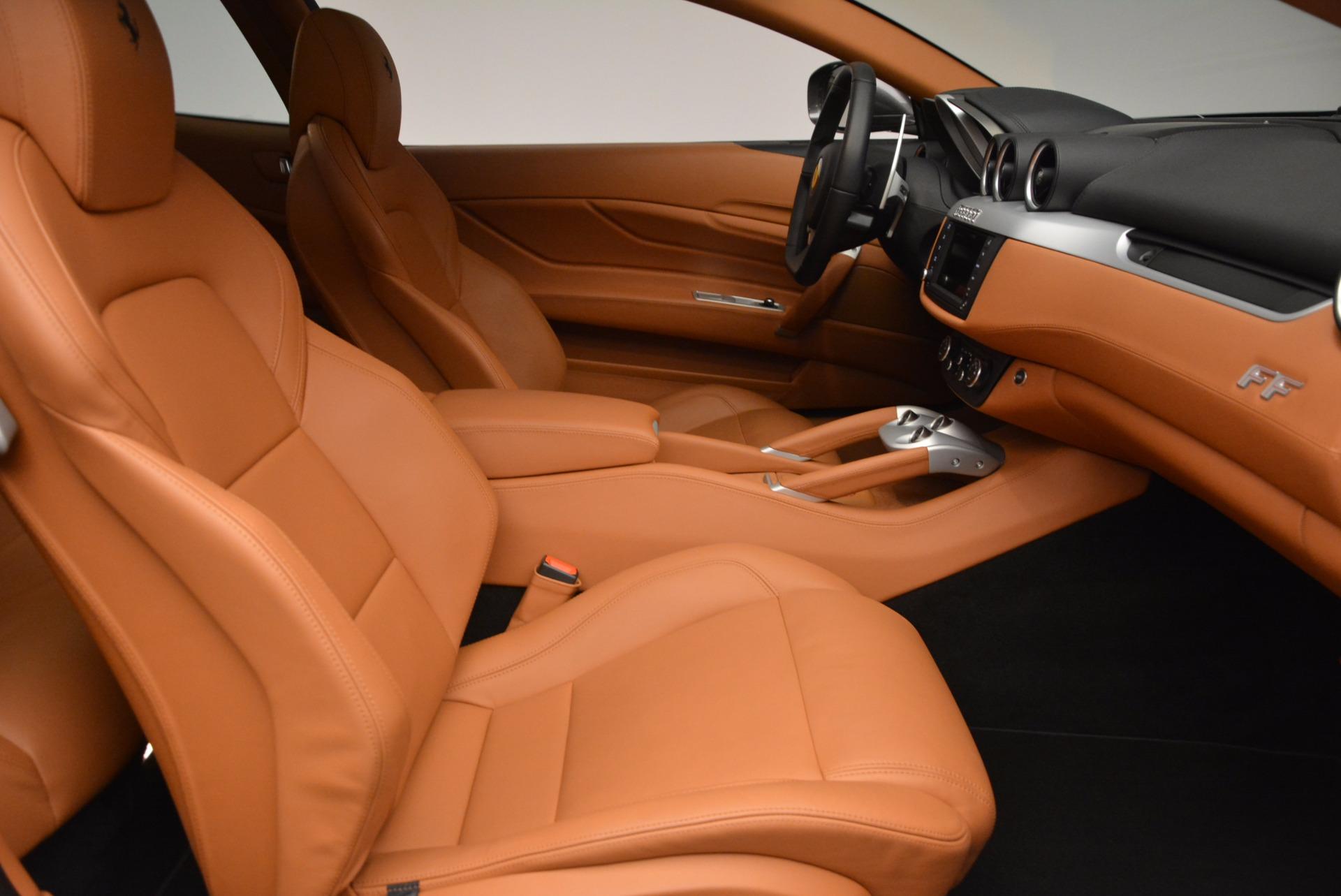 Used 2014 Ferrari FF  For Sale In Greenwich, CT. Alfa Romeo of Greenwich, 4381 1051_p20