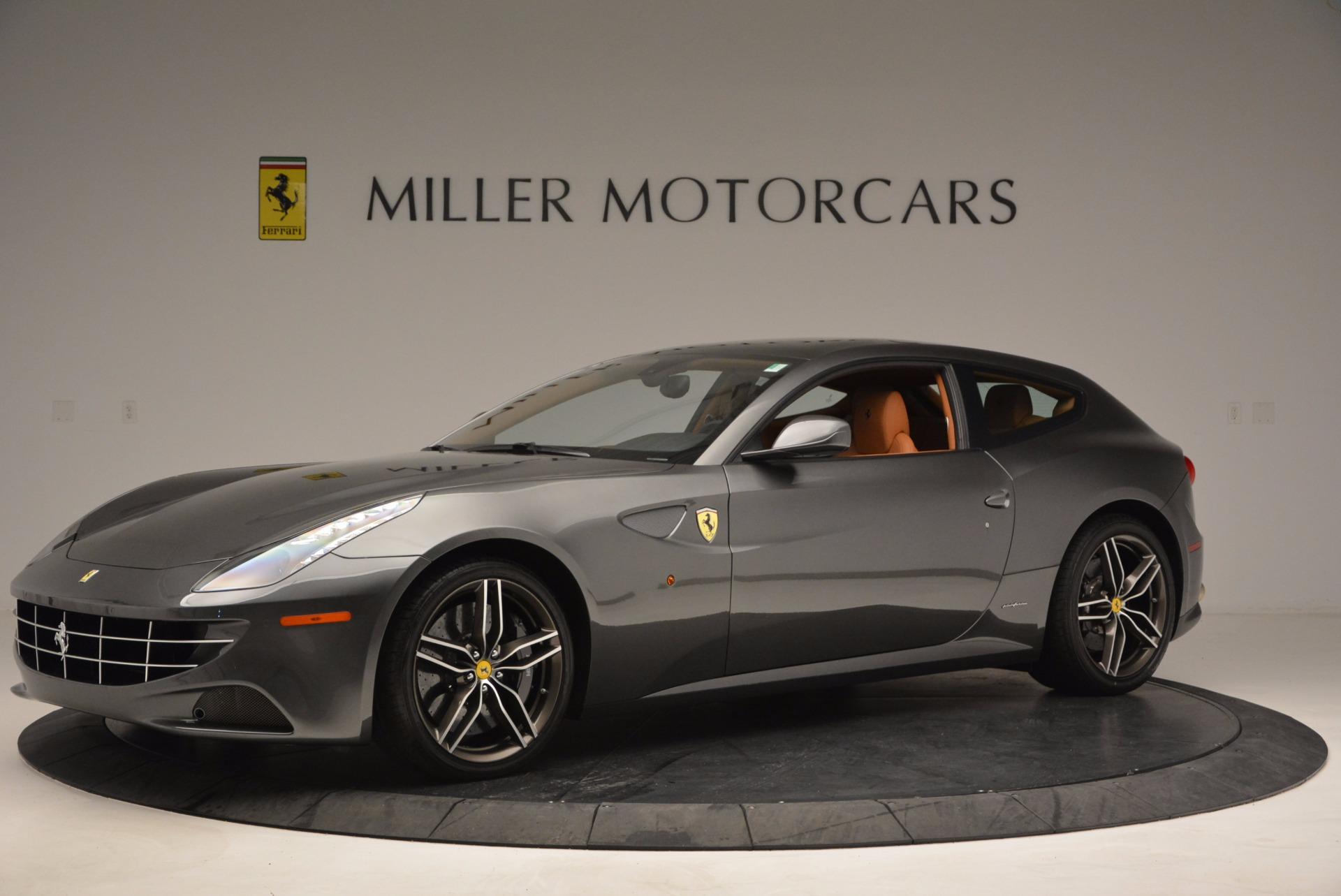 Used 2014 Ferrari FF  For Sale In Greenwich, CT. Alfa Romeo of Greenwich, 4381 1051_p2