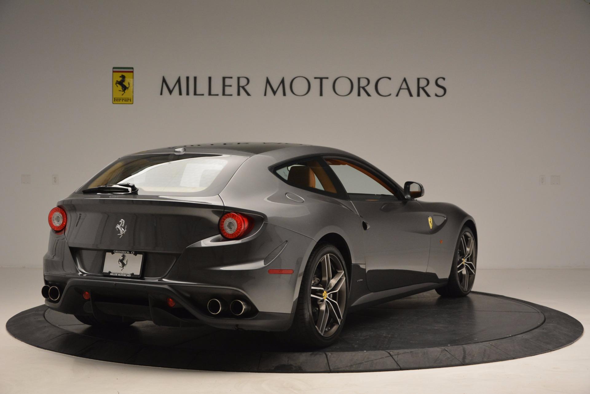Used 2014 Ferrari FF  For Sale In Greenwich, CT. Alfa Romeo of Greenwich, 4381 1051_p7