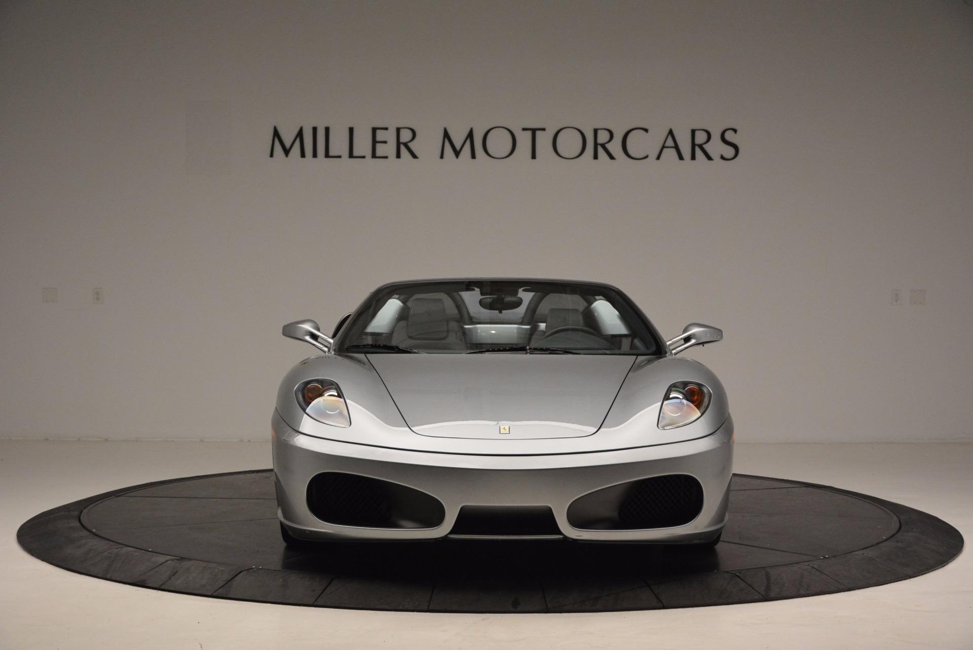 Used 2007 Ferrari F430 Spider For Sale In Greenwich, CT. Alfa Romeo of Greenwich, 4382 1052_p12