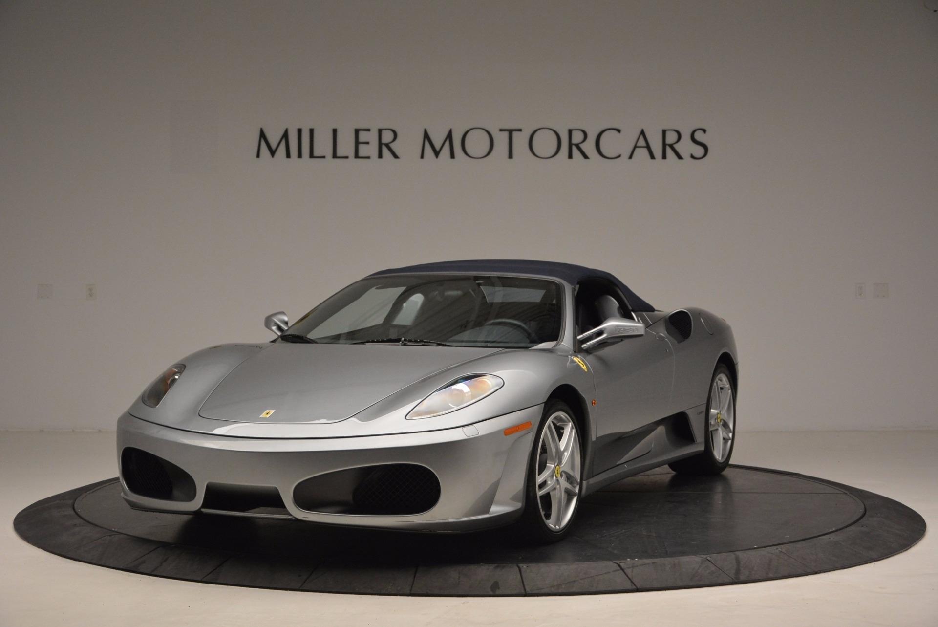 Used 2007 Ferrari F430 Spider For Sale In Greenwich, CT. Alfa Romeo of Greenwich, 4382 1052_p13