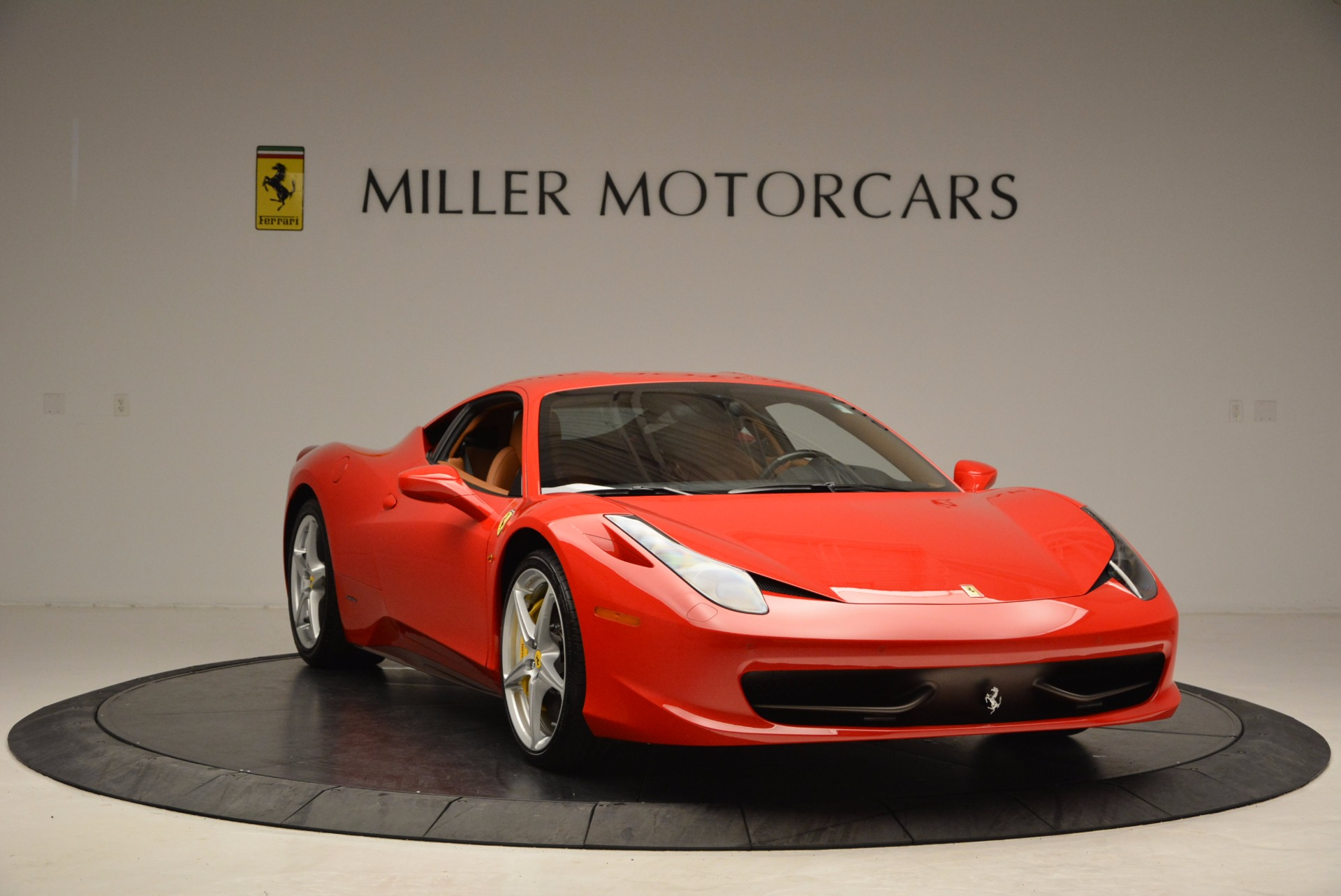 Used 2011 Ferrari 458 Italia  For Sale In Greenwich, CT. Alfa Romeo of Greenwich, F1766A 1054_p11