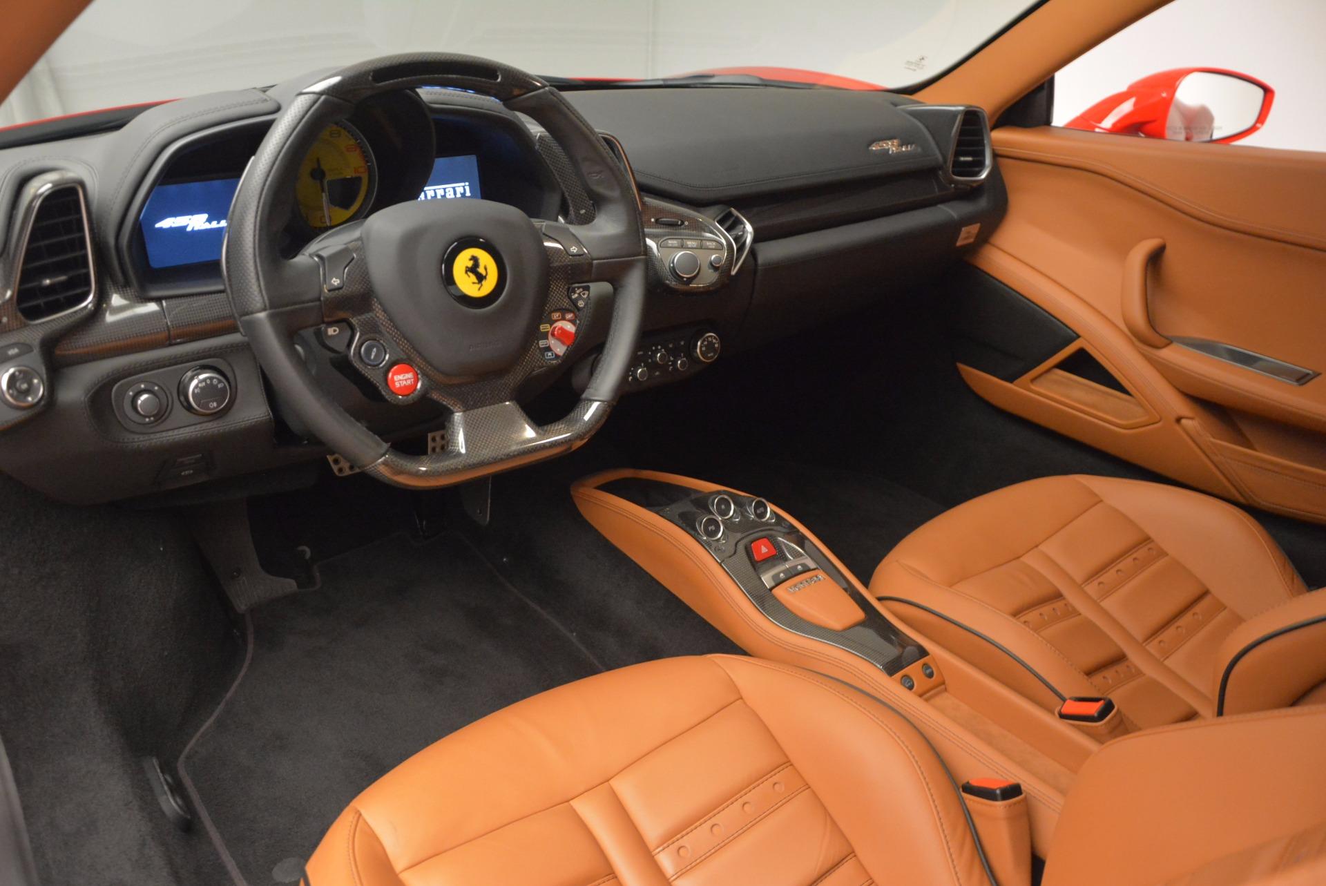 Used 2011 Ferrari 458 Italia  For Sale In Greenwich, CT. Alfa Romeo of Greenwich, F1766A 1054_p13