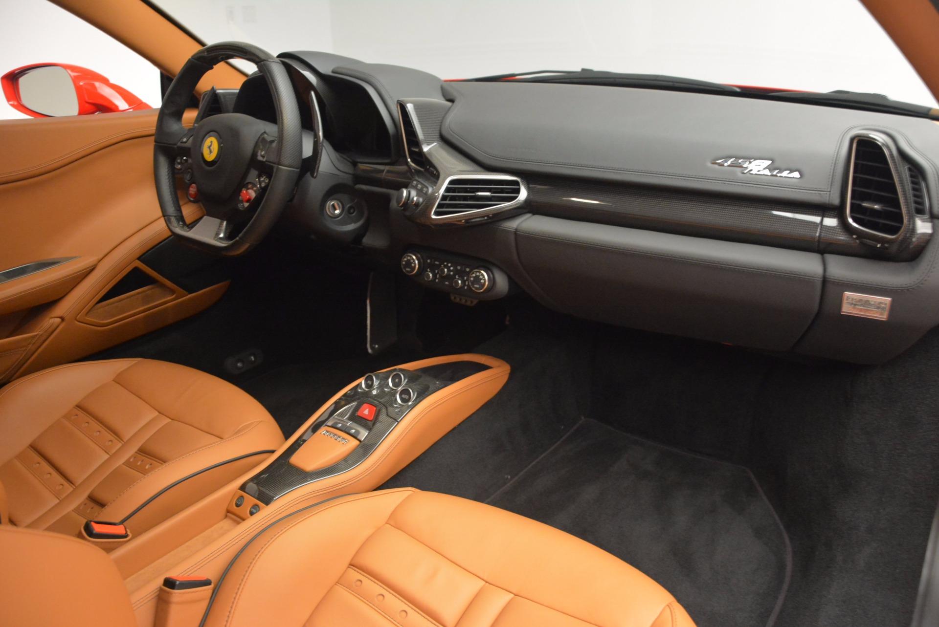 Used 2011 Ferrari 458 Italia  For Sale In Greenwich, CT. Alfa Romeo of Greenwich, F1766A 1054_p17