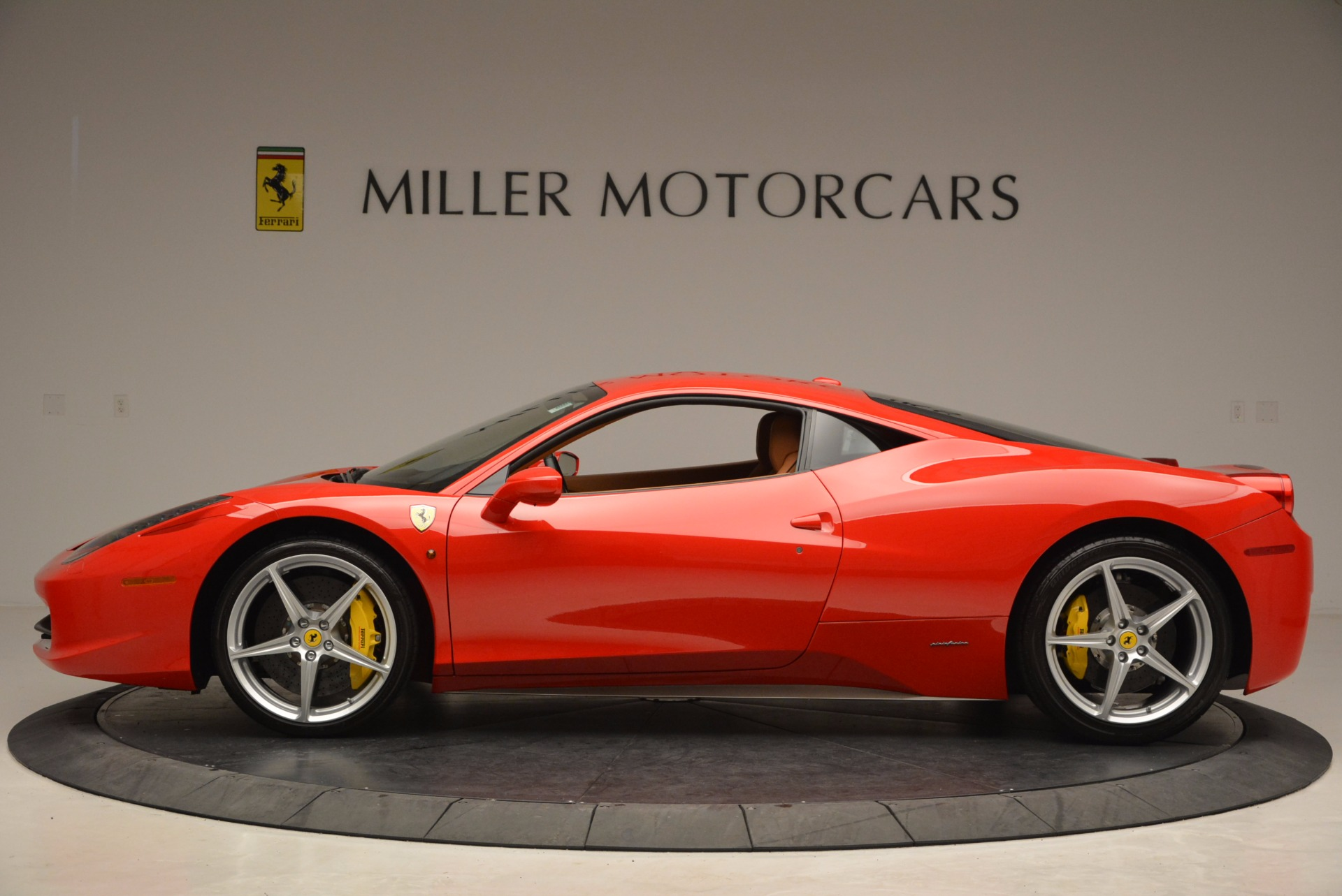 Used 2011 Ferrari 458 Italia  For Sale In Greenwich, CT. Alfa Romeo of Greenwich, F1766A 1054_p3