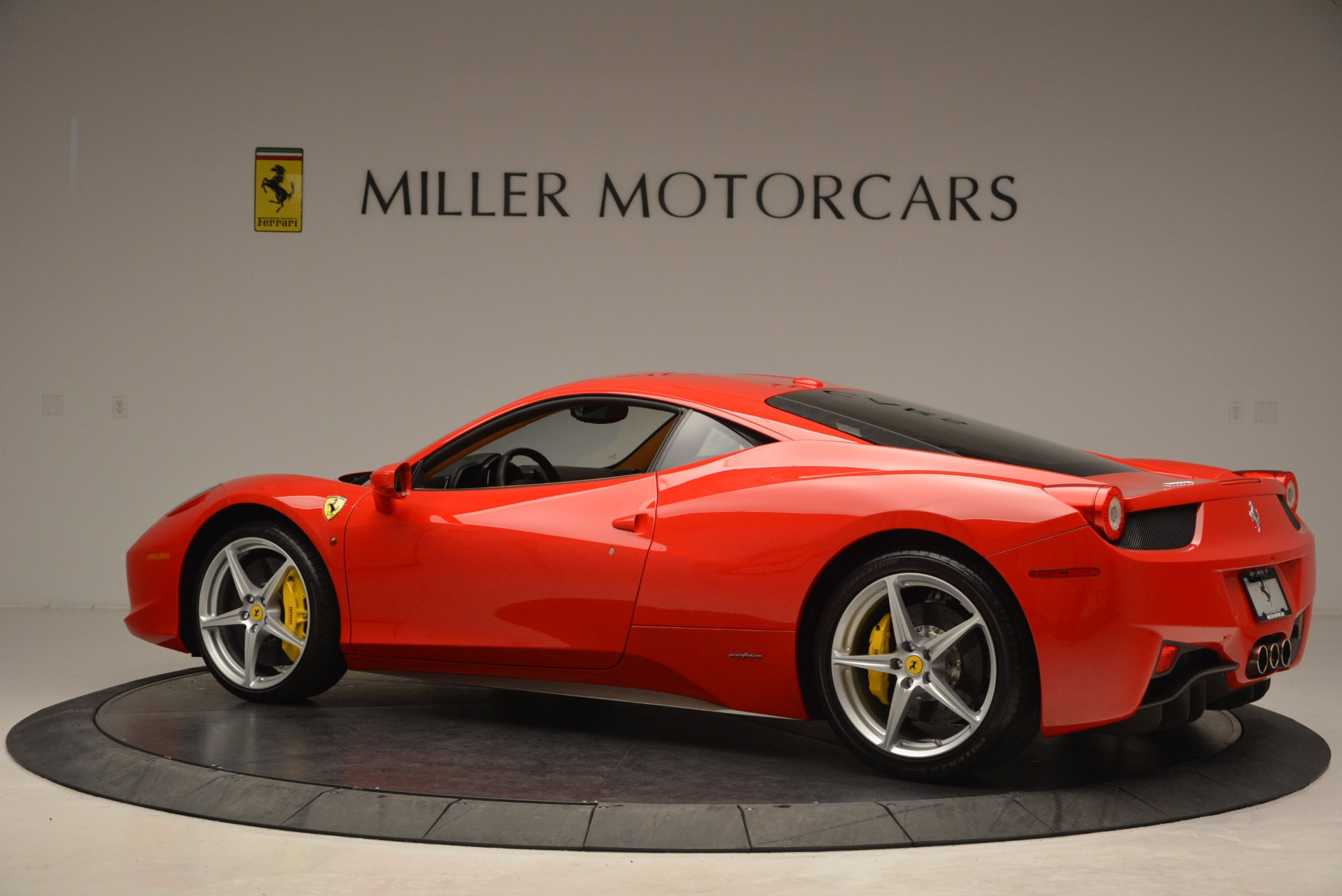 Used 2011 Ferrari 458 Italia  For Sale In Greenwich, CT. Alfa Romeo of Greenwich, F1766A 1054_p4