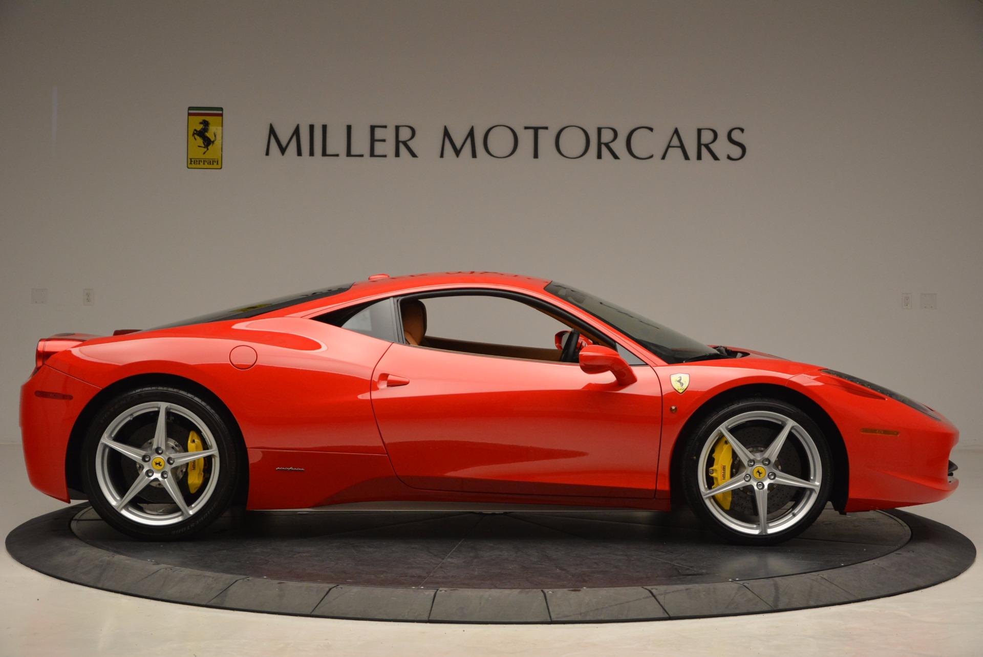 Used 2011 Ferrari 458 Italia  For Sale In Greenwich, CT. Alfa Romeo of Greenwich, F1766A 1054_p9
