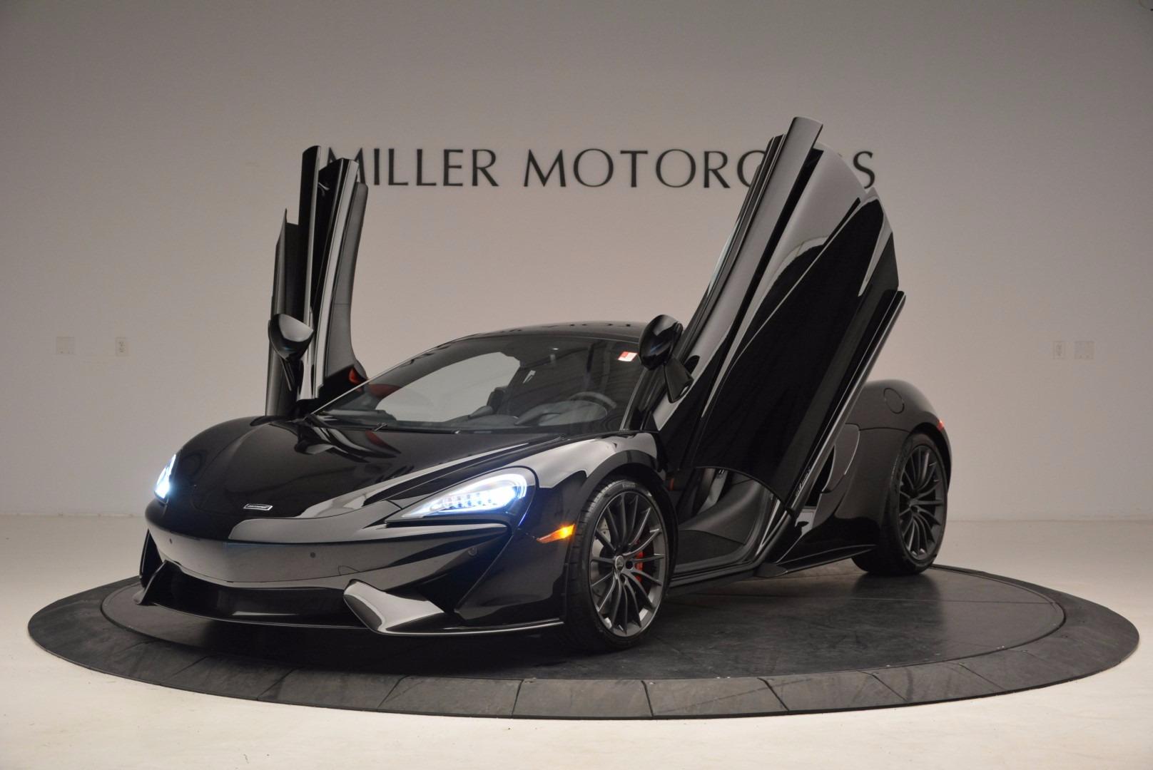 Used 2017 McLaren 570GT  For Sale In Greenwich, CT. Alfa Romeo of Greenwich, MC292 1055_p13