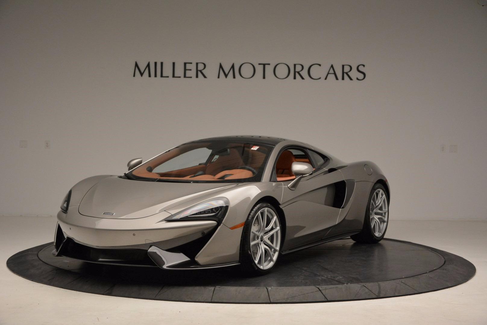 Used 2017 McLaren 570GT  For Sale In Greenwich, CT. Alfa Romeo of Greenwich, 3144 1056_main