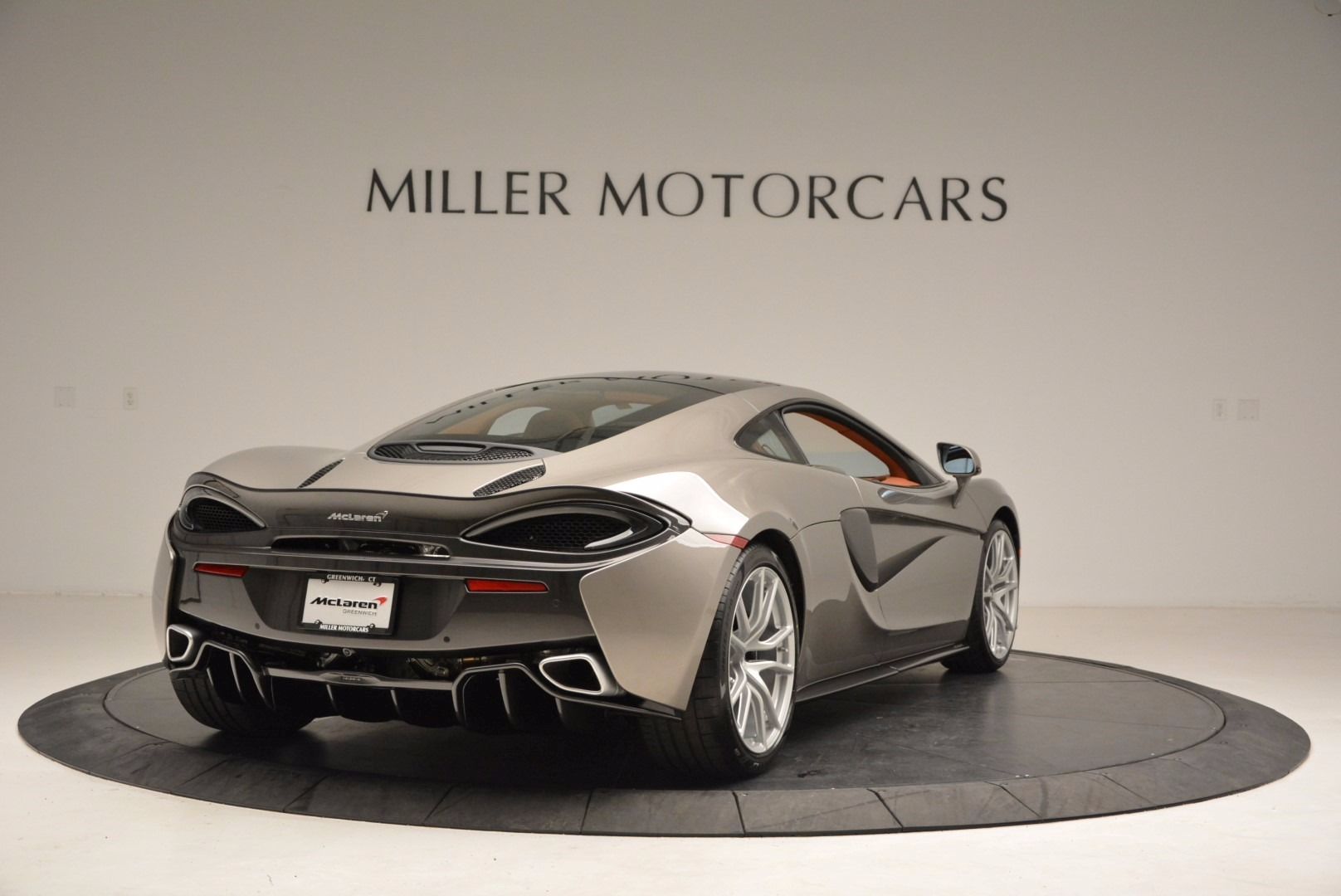 Used 2017 McLaren 570GT  For Sale In Greenwich, CT. Alfa Romeo of Greenwich, 3144 1056_p7