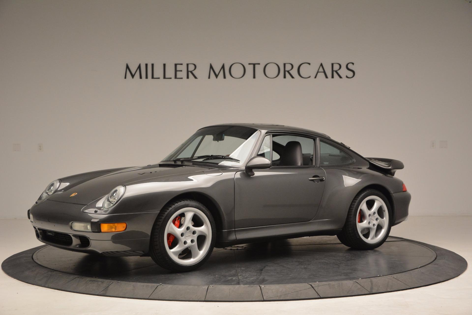 Used 1996 Porsche 911 Turbo For Sale In Greenwich, CT. Alfa Romeo of Greenwich, 7176C 1058_p2
