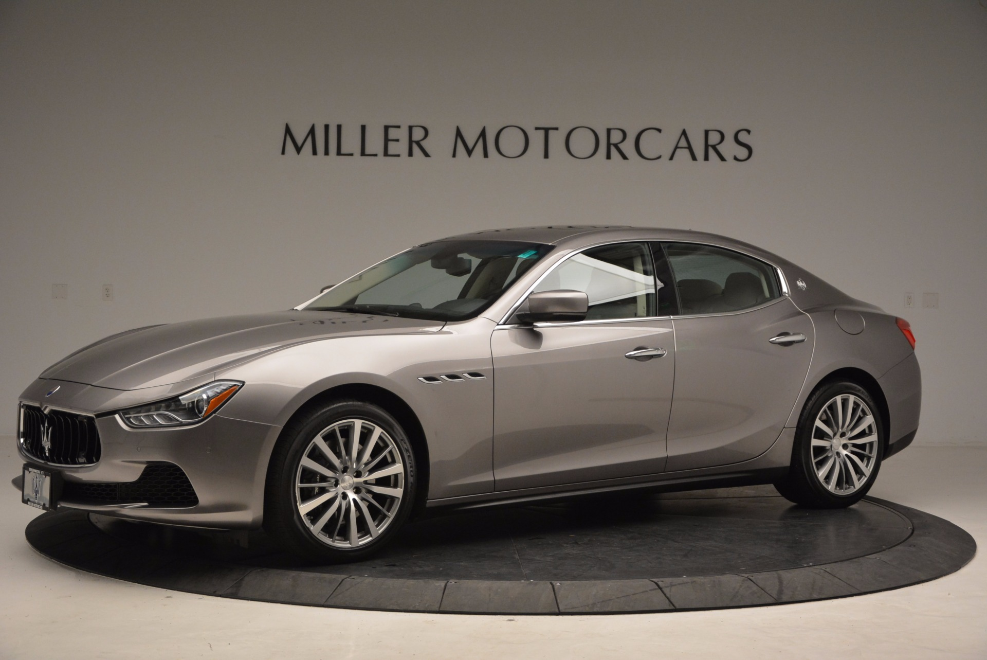 Used 2015 Maserati Ghibli S Q4 For Sale In Greenwich, CT. Alfa Romeo of Greenwich, M1766A 1059_p2