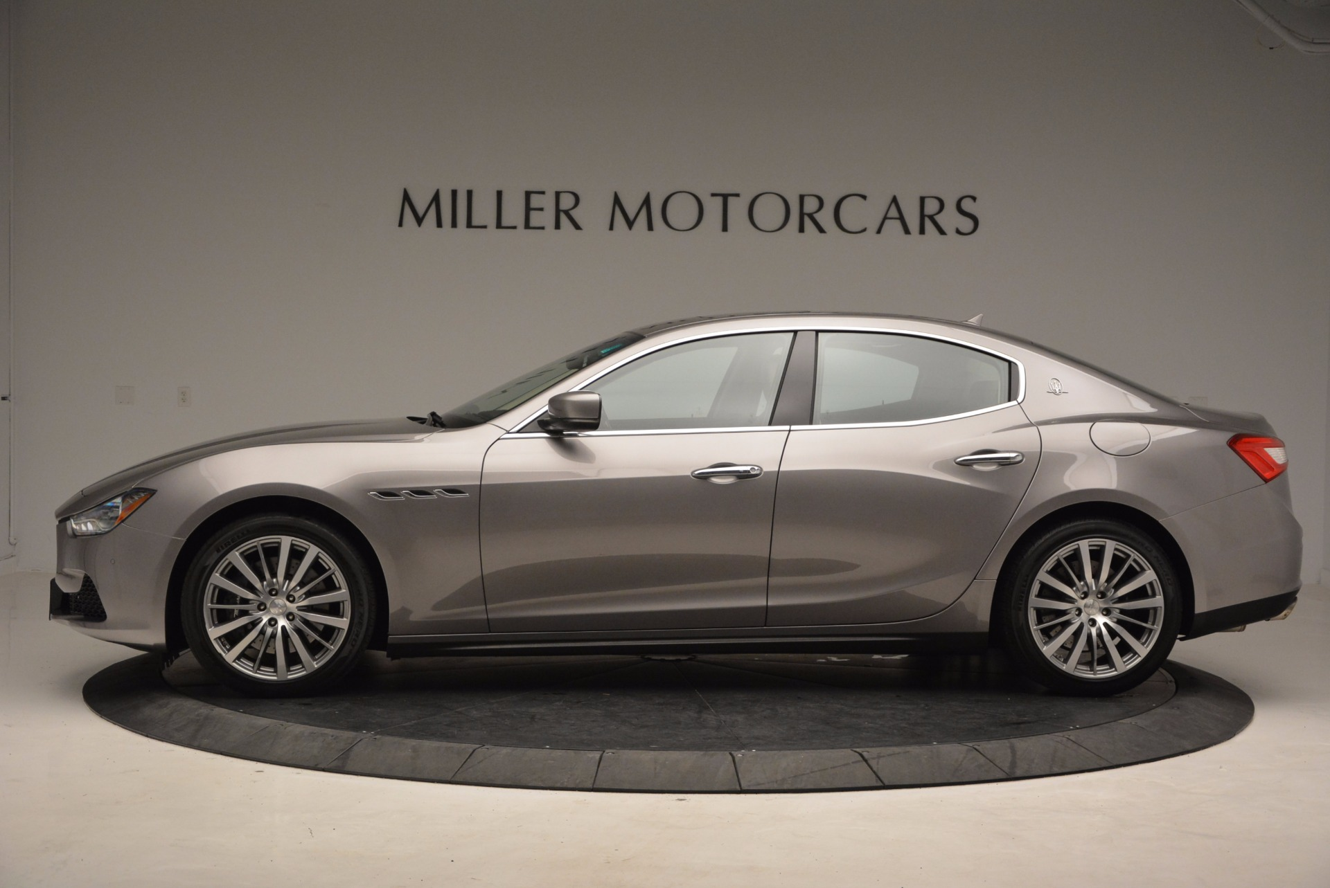 Used 2015 Maserati Ghibli S Q4 For Sale In Greenwich, CT. Alfa Romeo of Greenwich, M1766A 1059_p3