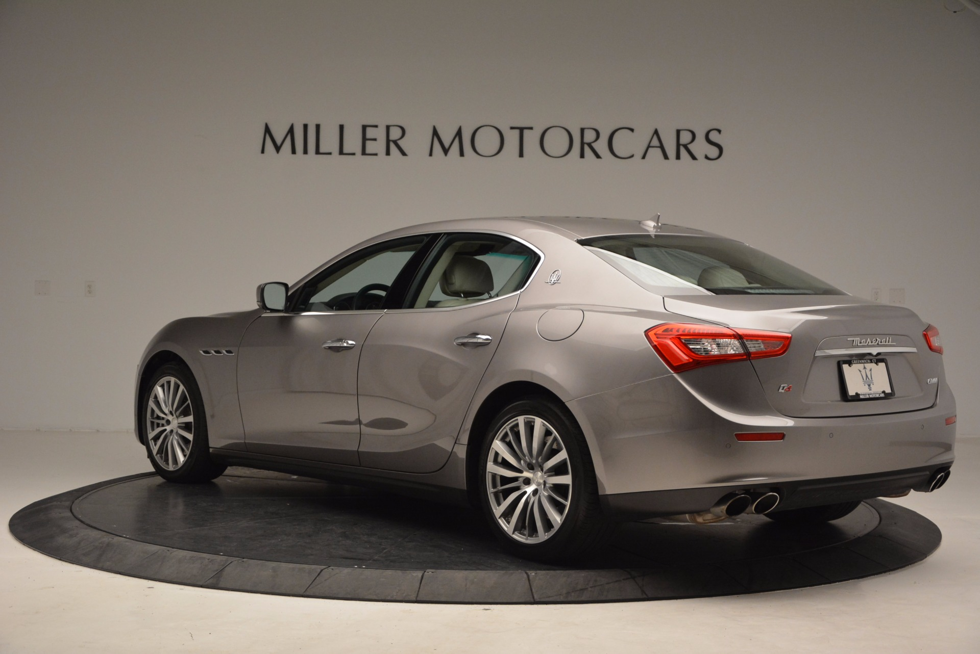 Used 2015 Maserati Ghibli S Q4 For Sale In Greenwich, CT. Alfa Romeo of Greenwich, M1766A 1059_p5