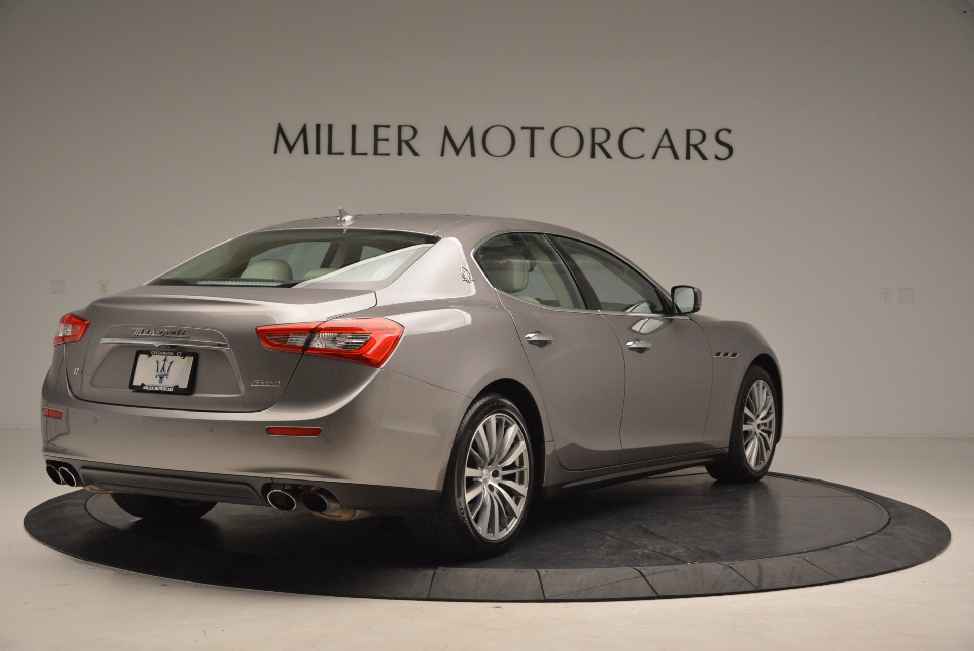 Used 2015 Maserati Ghibli S Q4 For Sale In Greenwich, CT. Alfa Romeo of Greenwich, M1766A 1059_p7