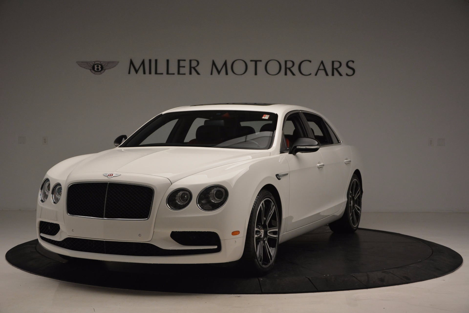 New 2017 Bentley Flying Spur V8 S For Sale In Greenwich, CT. Alfa Romeo of Greenwich, B1241 1060_main