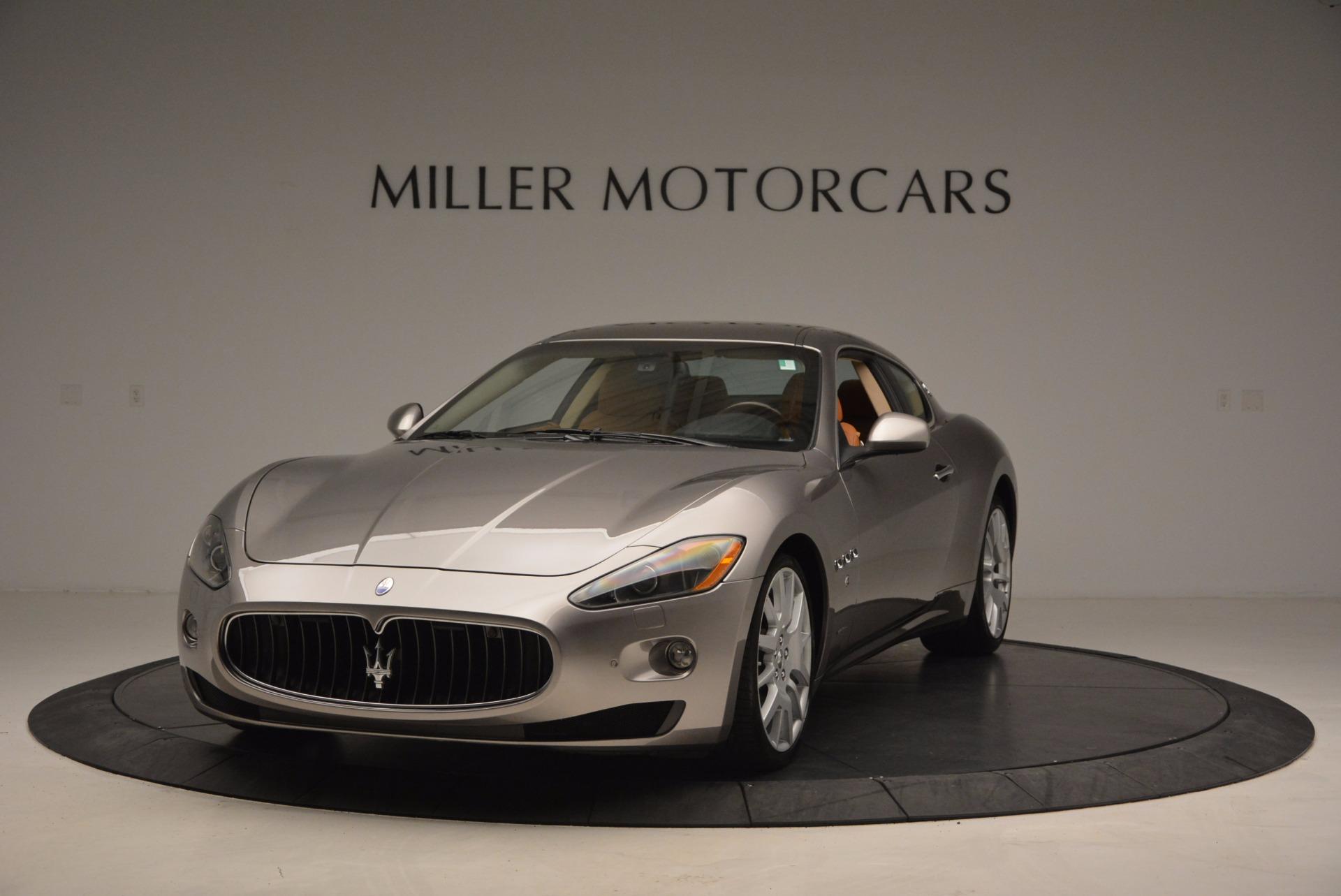 Used 2009 Maserati GranTurismo S For Sale In Greenwich, CT. Alfa Romeo of Greenwich, 7178 1063_main
