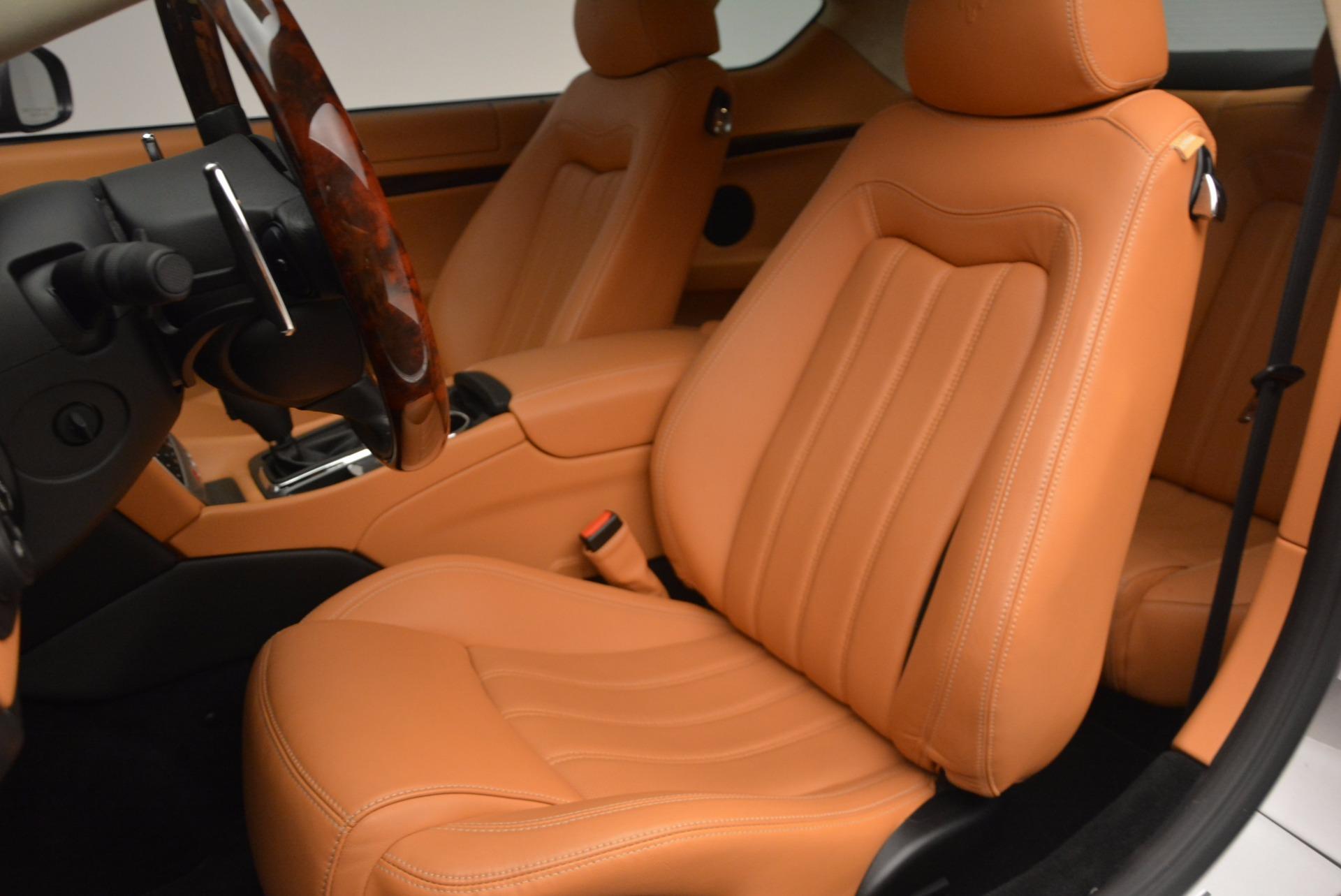 Used 2009 Maserati GranTurismo S For Sale In Greenwich, CT. Alfa Romeo of Greenwich, 7178 1063_p15