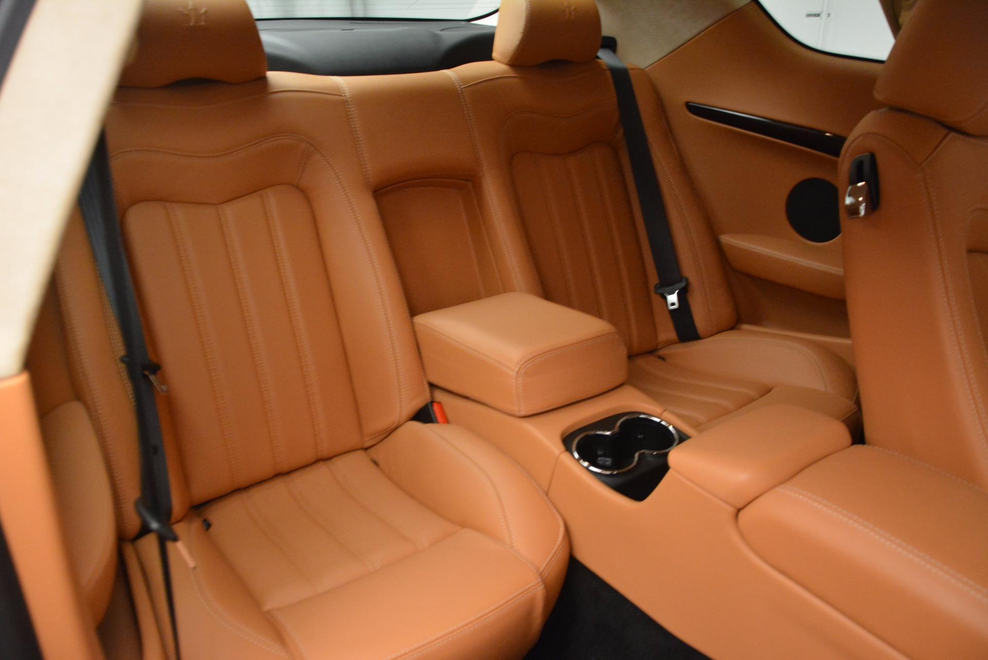 Used 2009 Maserati GranTurismo S For Sale In Greenwich, CT. Alfa Romeo of Greenwich, 7178 1063_p20