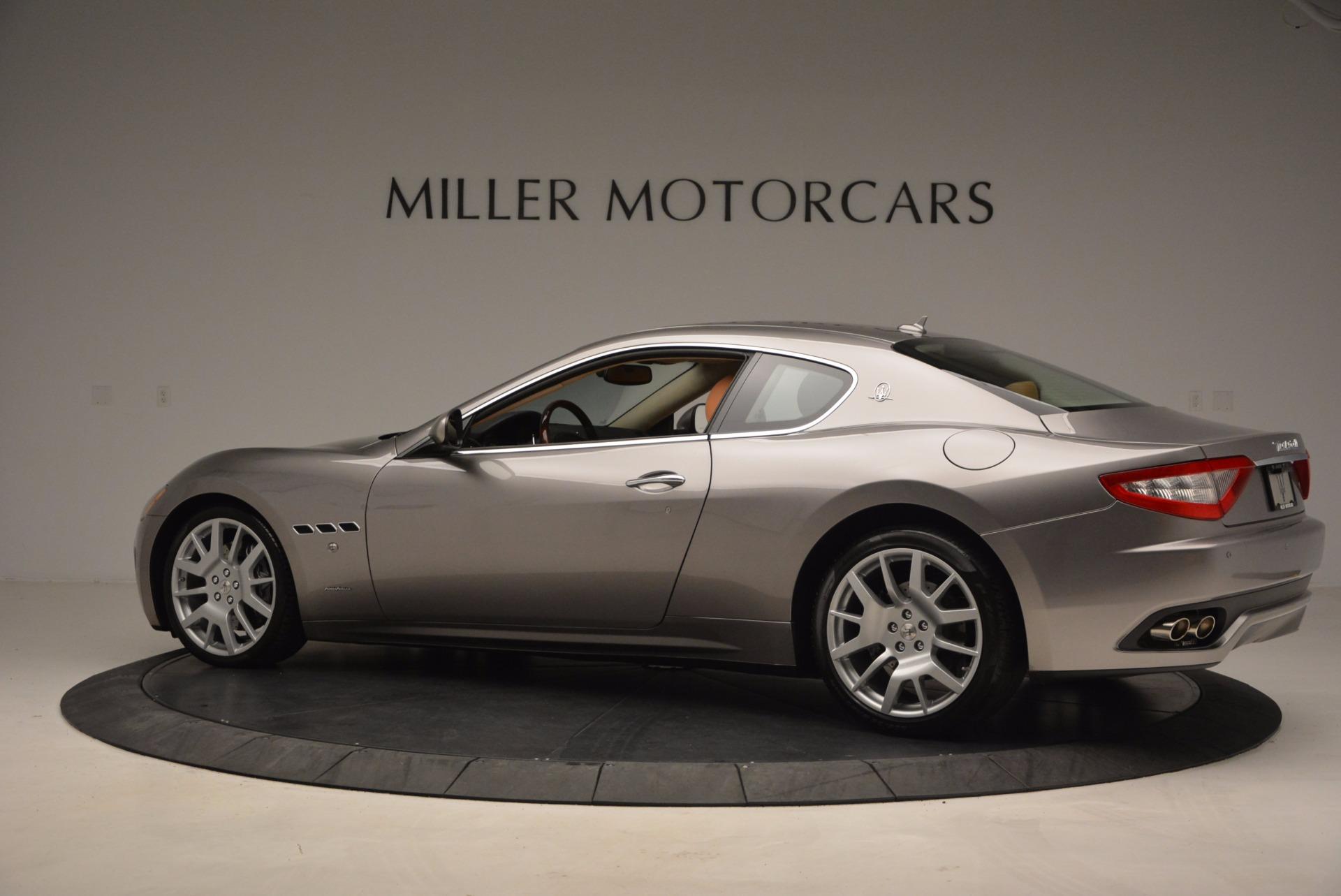 Used 2009 Maserati GranTurismo S For Sale In Greenwich, CT. Alfa Romeo of Greenwich, 7178 1063_p4