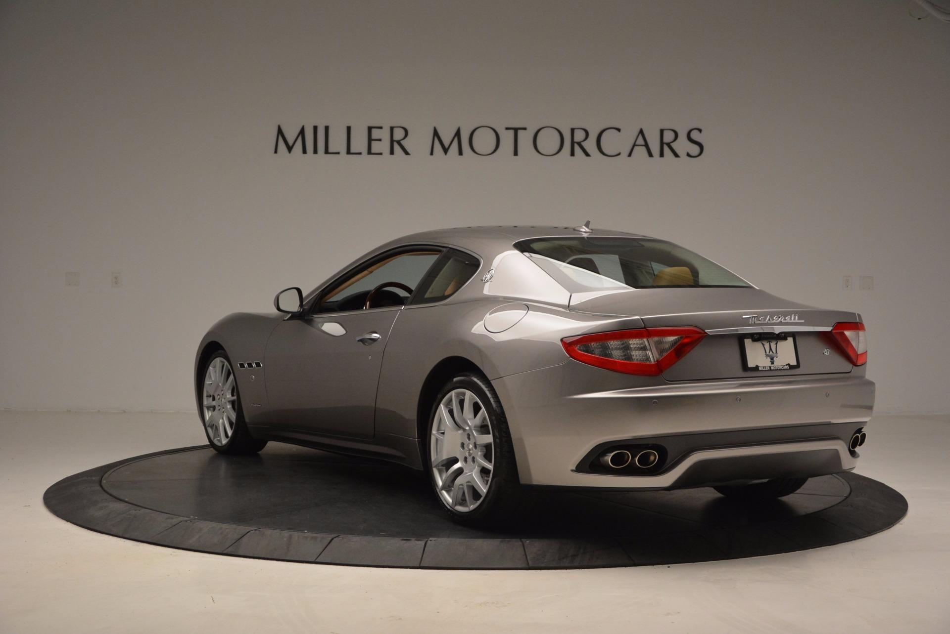 Used 2009 Maserati GranTurismo S For Sale In Greenwich, CT. Alfa Romeo of Greenwich, 7178 1063_p5