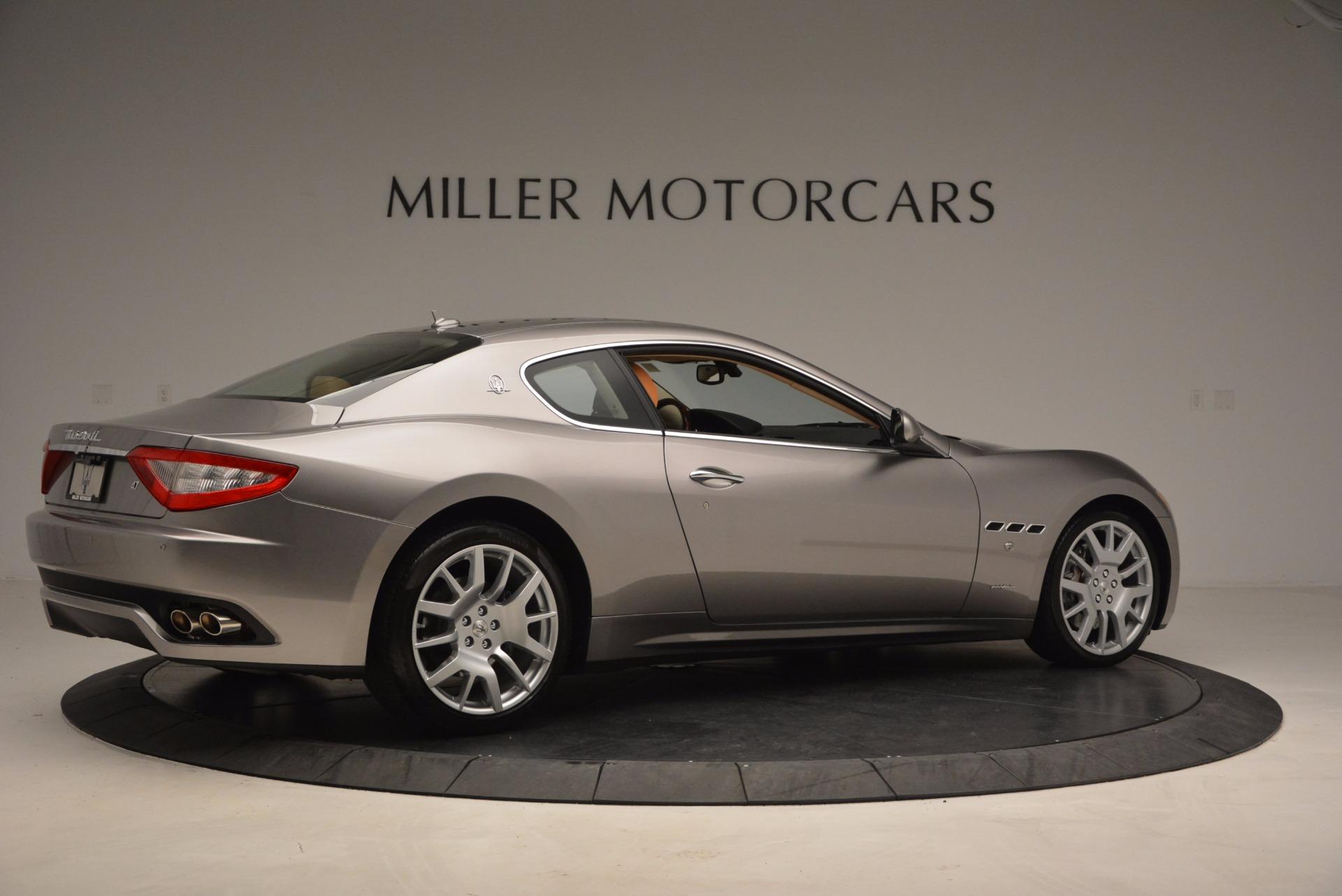 Used 2009 Maserati GranTurismo S For Sale In Greenwich, CT. Alfa Romeo of Greenwich, 7178 1063_p8