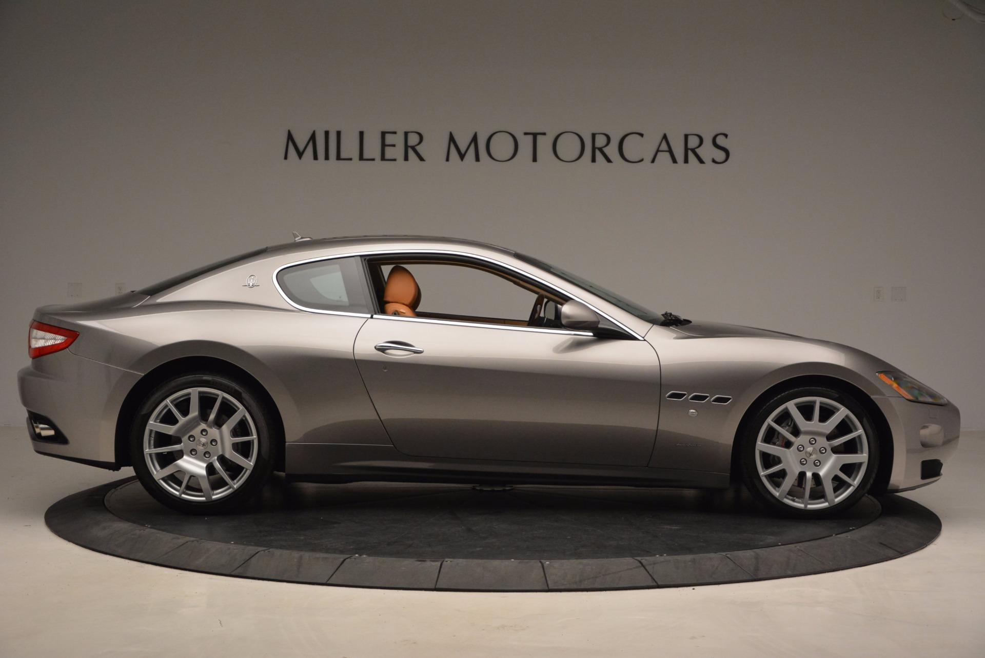 Used 2009 Maserati GranTurismo S For Sale In Greenwich, CT. Alfa Romeo of Greenwich, 7178 1063_p9