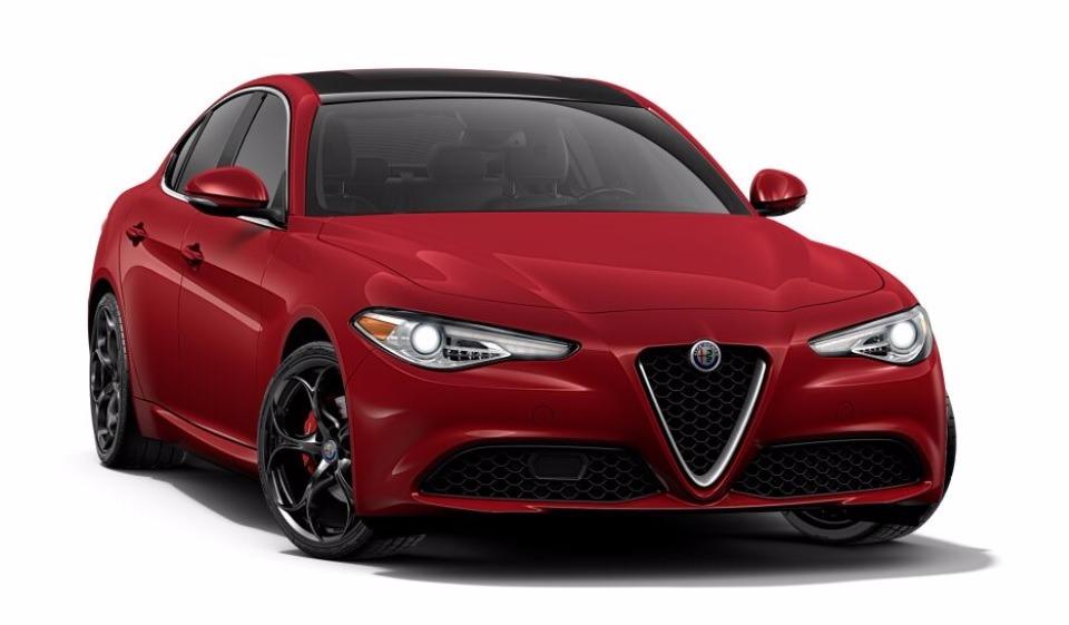 New 2017 Alfa Romeo Giulia Ti Q4 For Sale In Greenwich, CT. Alfa Romeo of Greenwich, L071 1064_main
