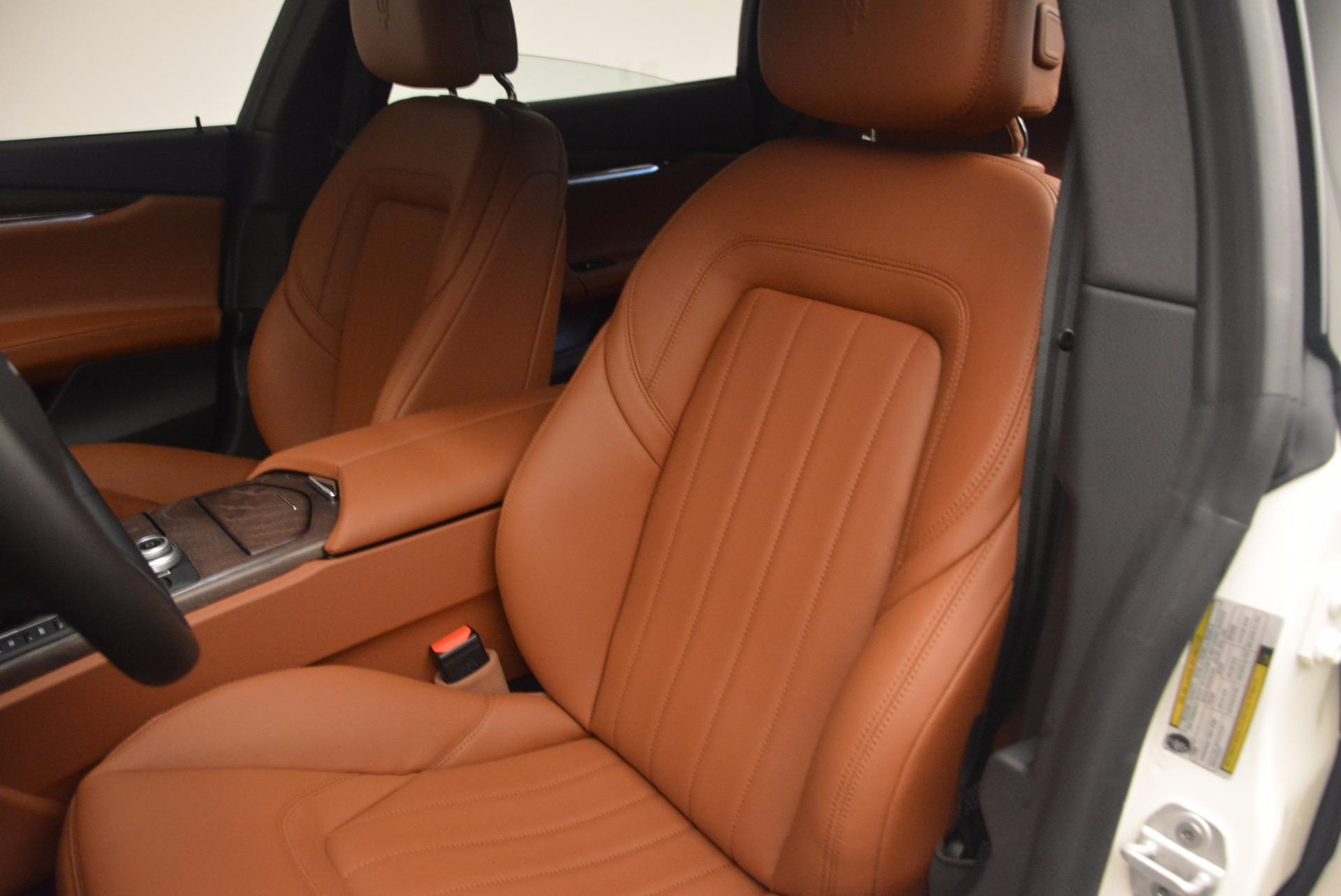 New 2017 Maserati Quattroporte SQ4 For Sale In Greenwich, CT. Alfa Romeo of Greenwich, W434 1065_p15