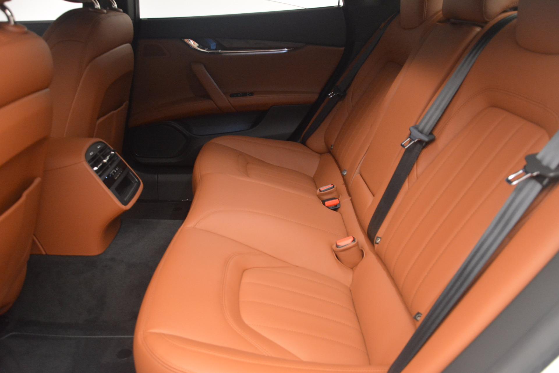 New 2017 Maserati Quattroporte SQ4 For Sale In Greenwich, CT. Alfa Romeo of Greenwich, W434 1065_p18